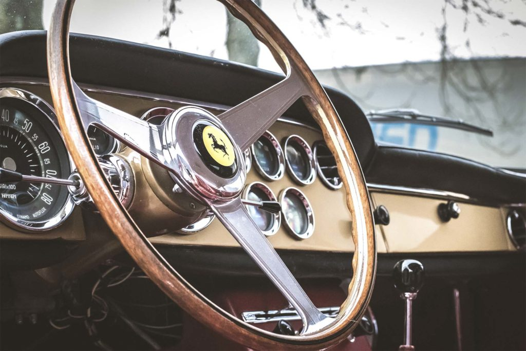 Real Art On Wheels | The Collection - 1963 Ferrari 250 GTE