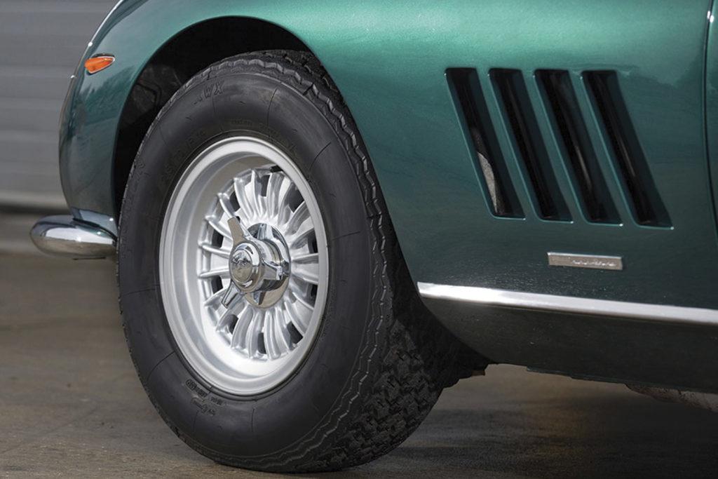 Real Art On Wheels   1965 Ferrari 275 GTB Shortnose