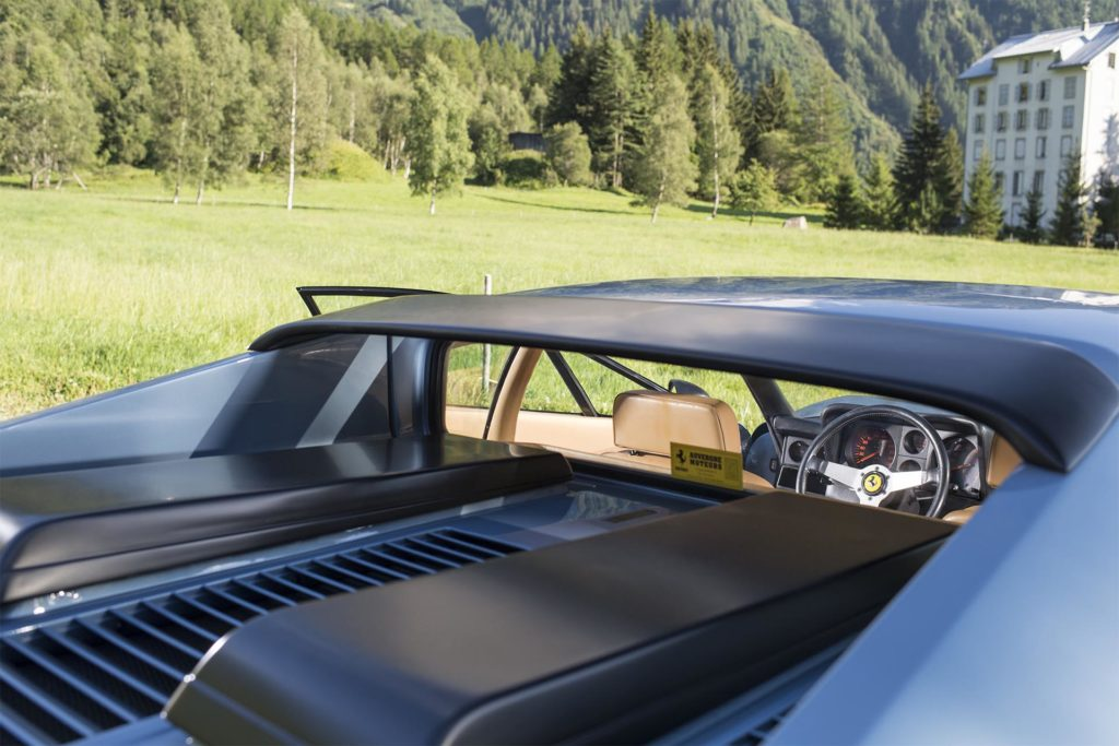 Real Art On Wheels   The Collection - 1976 Ferrari 512 BB