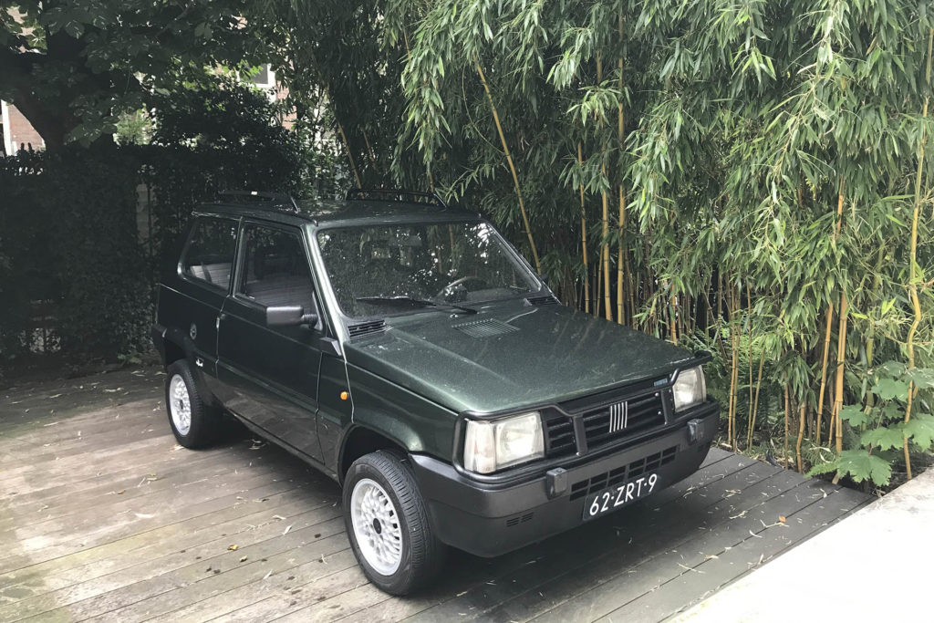 Real Art On Wheels | The Collection - 1988 Fiat Panda 4x4