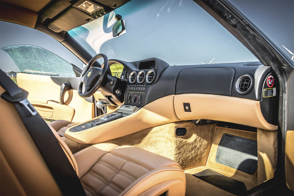 Real Art On Wheels | The Collection - Ferrari 550 Maranello