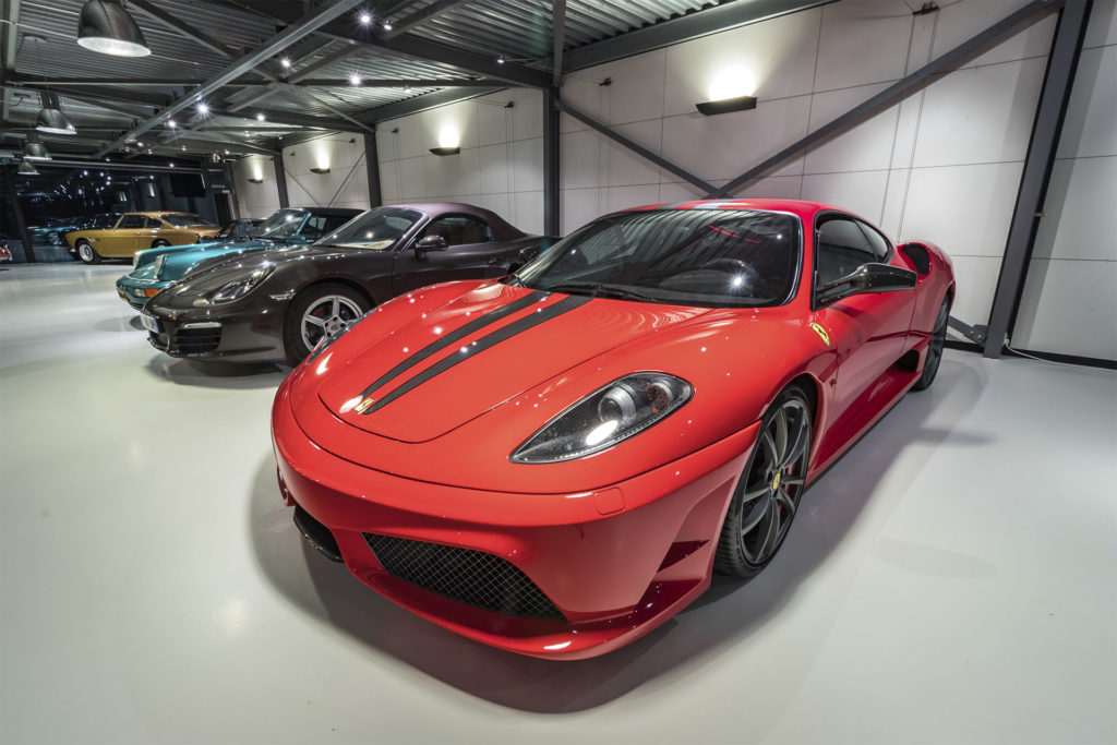 Real Art On Wheels | The Collection - Ferrari F430 Scuderia