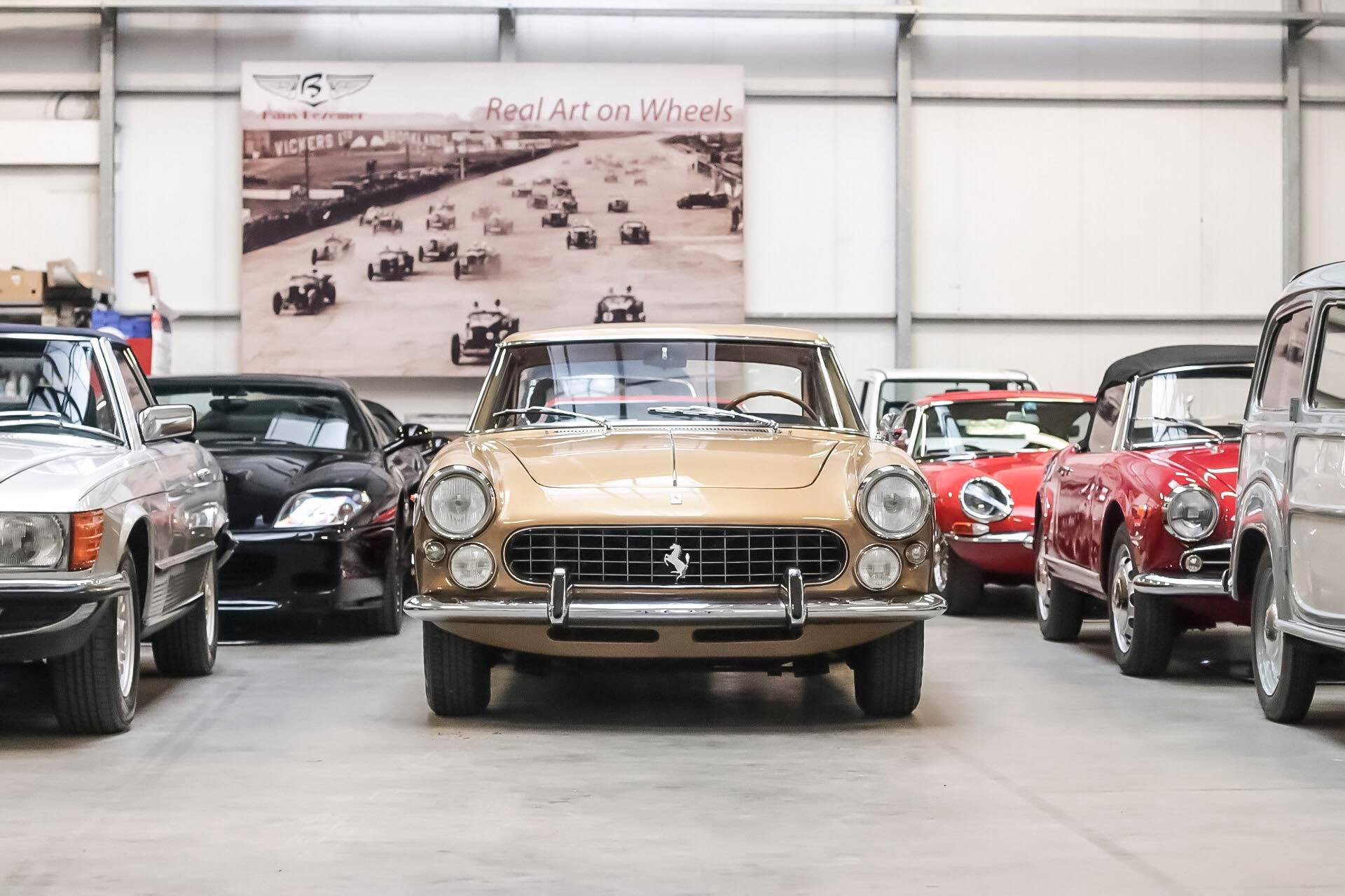 Real Art On Wheels | Interclassics Maastricht 2018