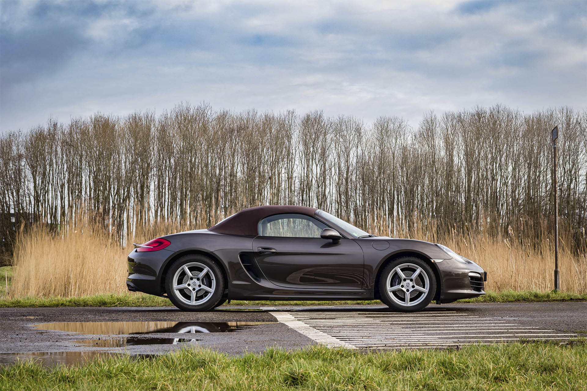 Real Art On Wheels | The Collection Porsche Boxster