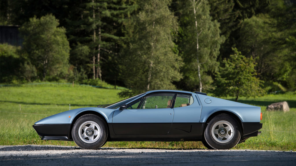 Real Art On Wheels | The Collection - 1976 Ferrari 512 BB