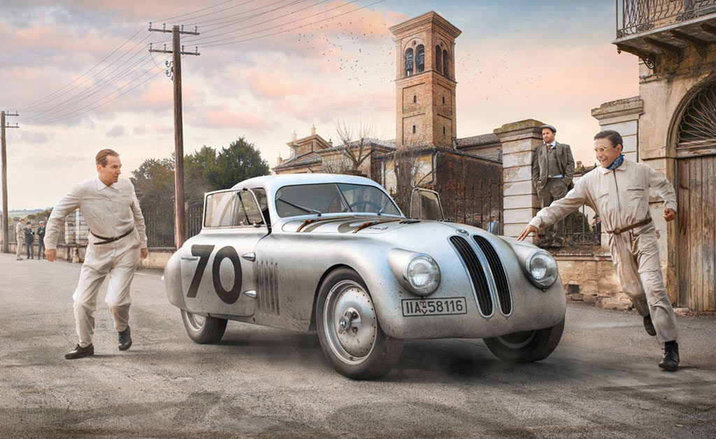 Real Art On Wheels | Mille Miglia 90th Anniversary