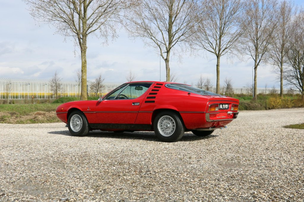 Alfa Romeo Montreal Real Art on Wheels