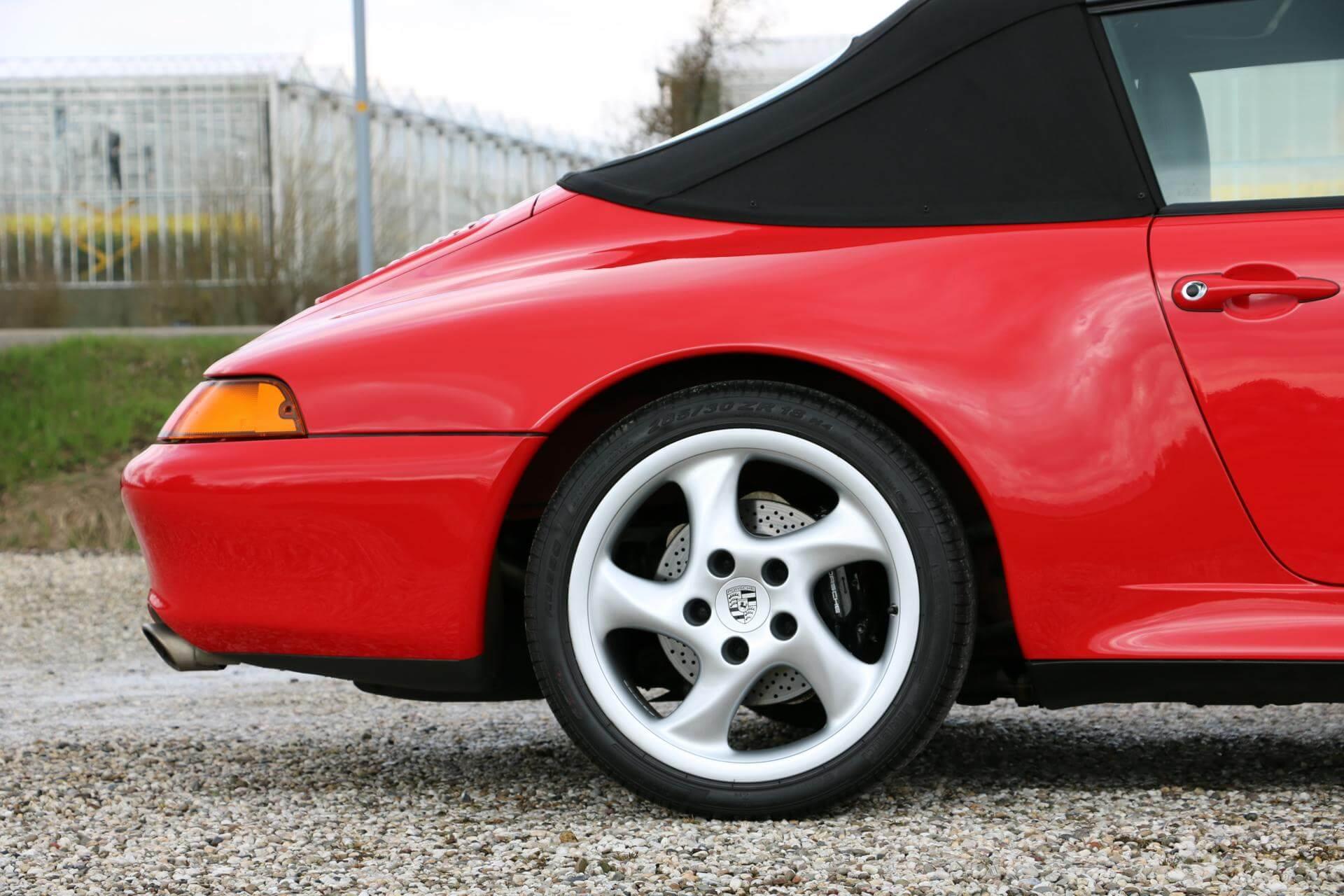 Real Art On Wheels 1998 Porsche 993 Carrera 2s Cabriolet Automotivepictures 4163321997sc1alternatorwirediagram1jpg Gallery