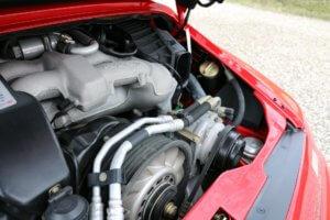 Real Art on Wheels   Porsche 993 Carrera 2S Cabriolet