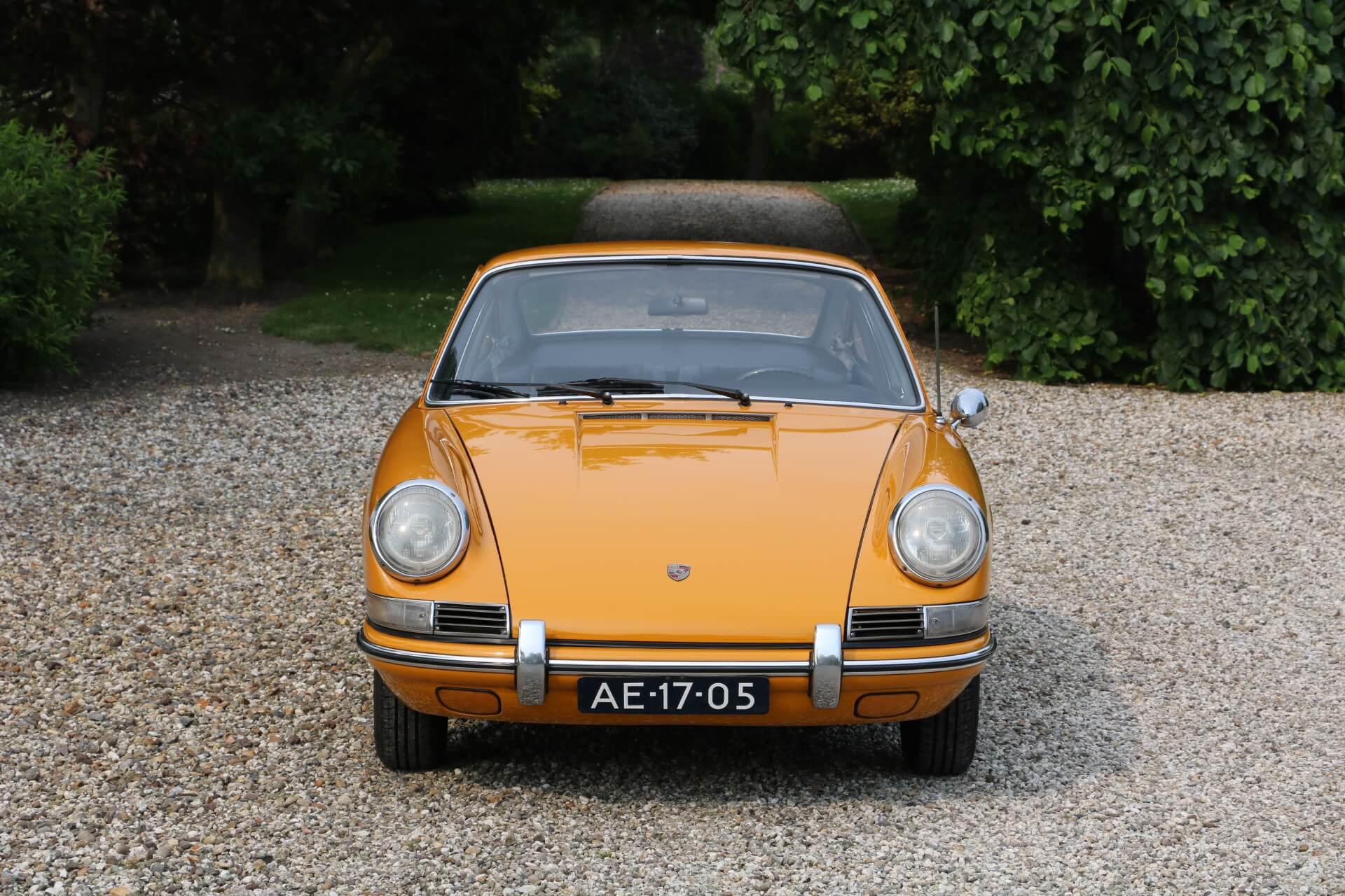 Real Art on Wheels | 1965 Porsche 912