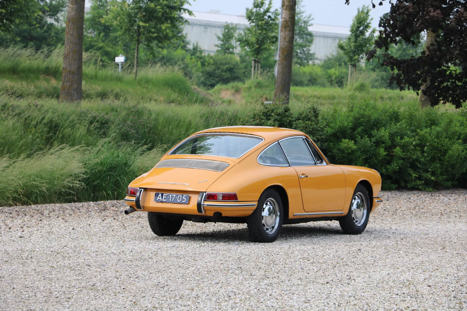 Real Art on Wheels | 1965 Porsche 912