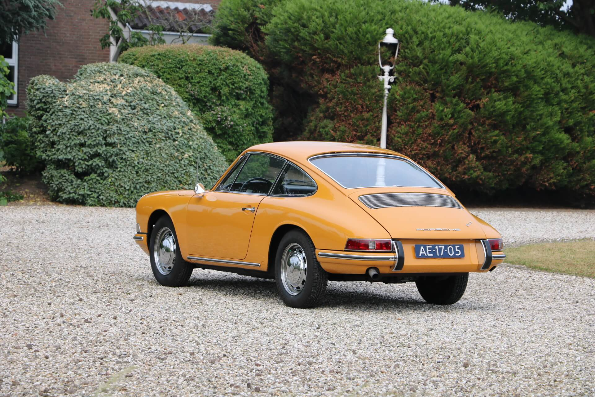 Real Art On Wheels The Collection 1965 Porsche 912