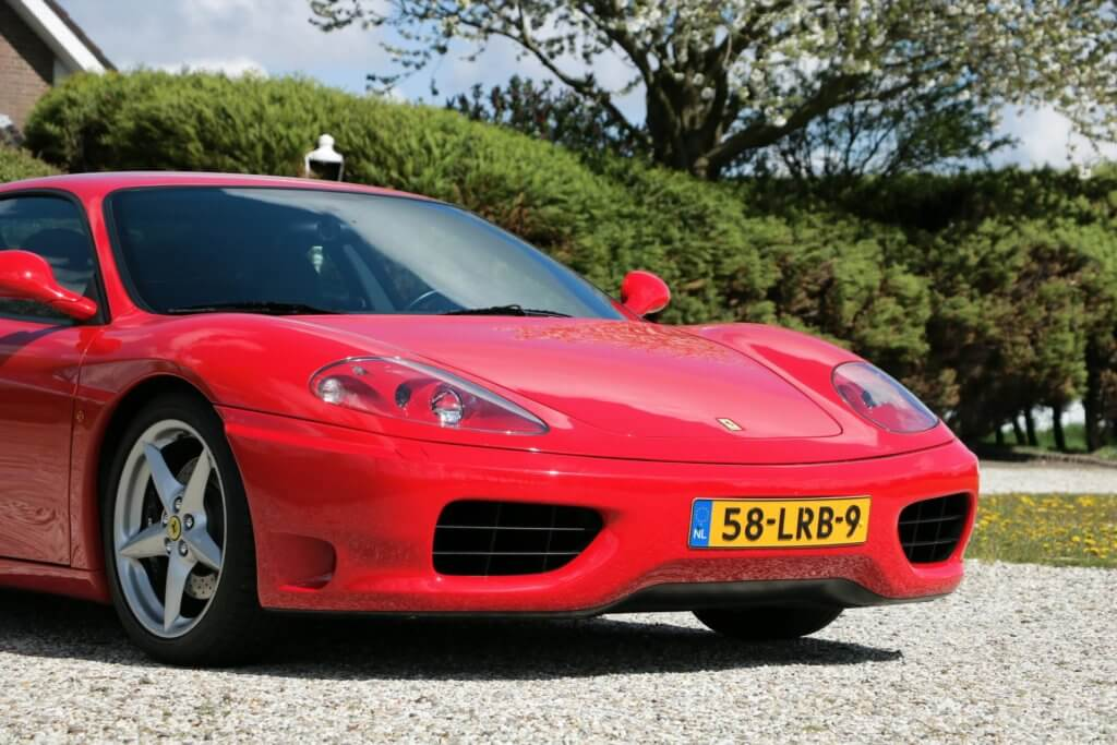Real Art on Wheels | Ferrari 360 Modena