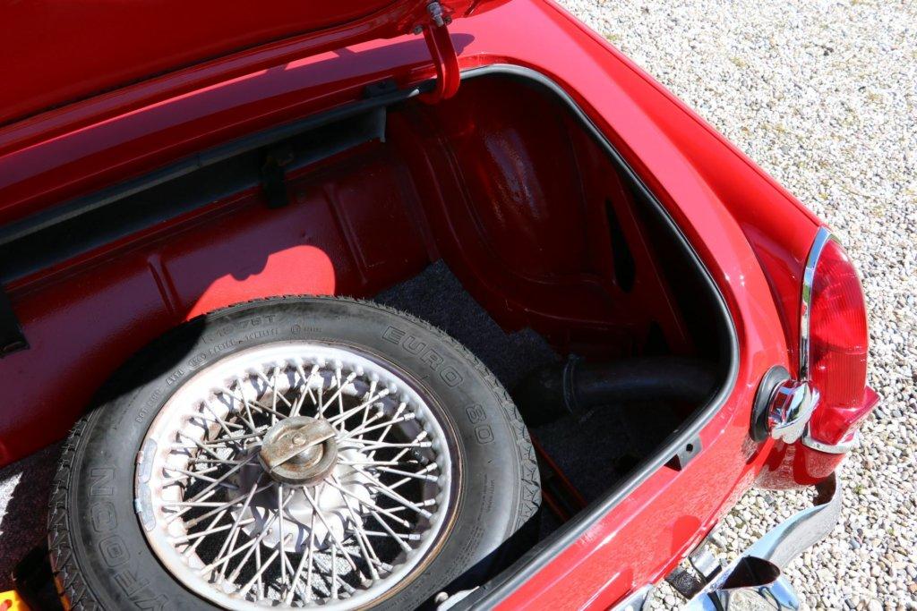 Real Art on Wheels | MG Midget