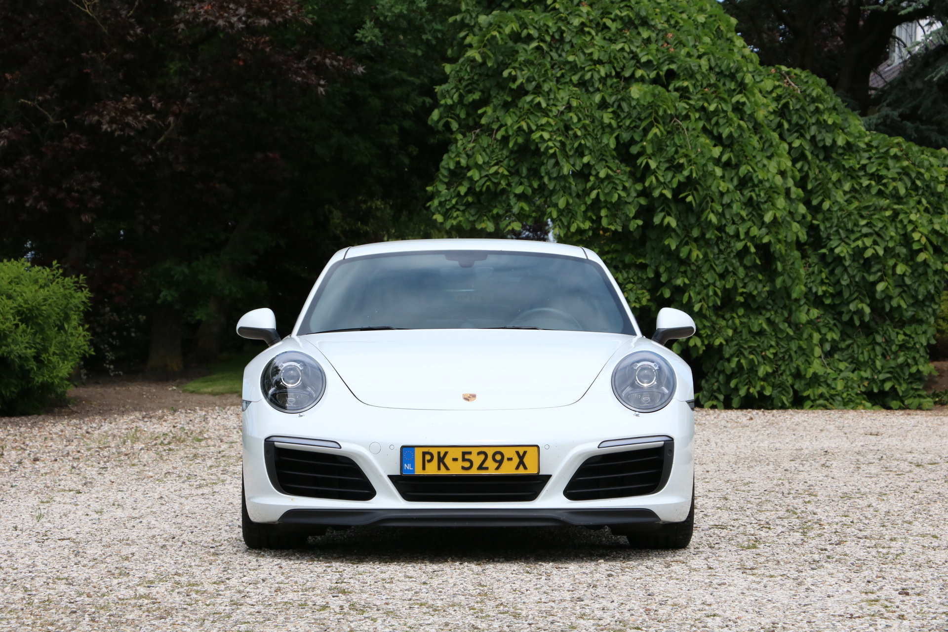 Real Art on Wheels | Porsche 991 Carrera S