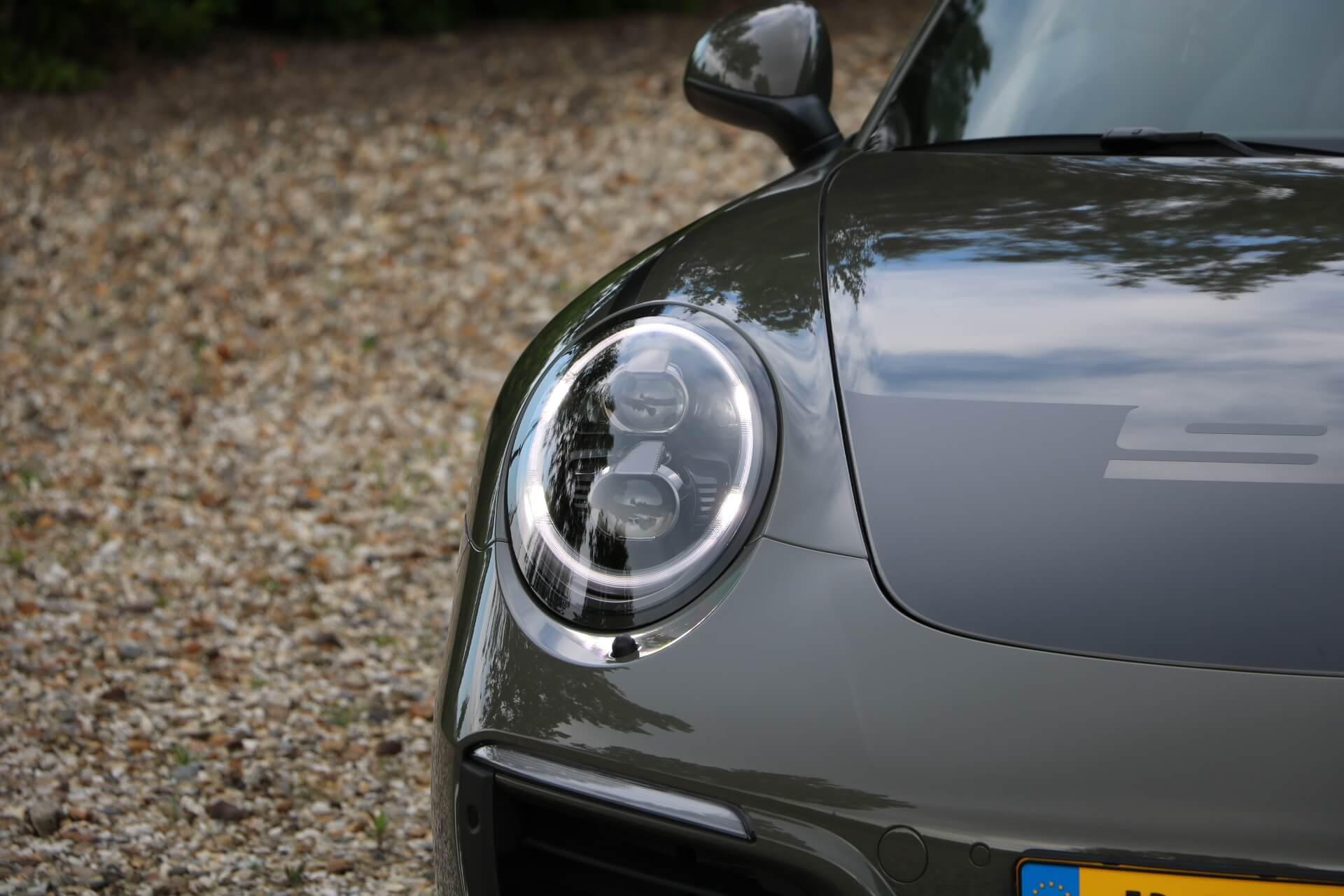 Real Art on Wheels | Porsche 991 Targa 4S