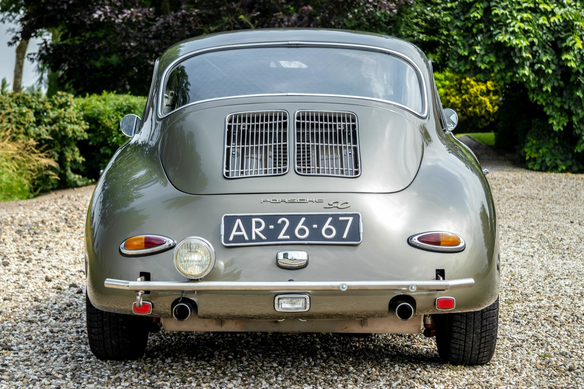 Real Art on Wheels | 1964 Porsche 356 SC