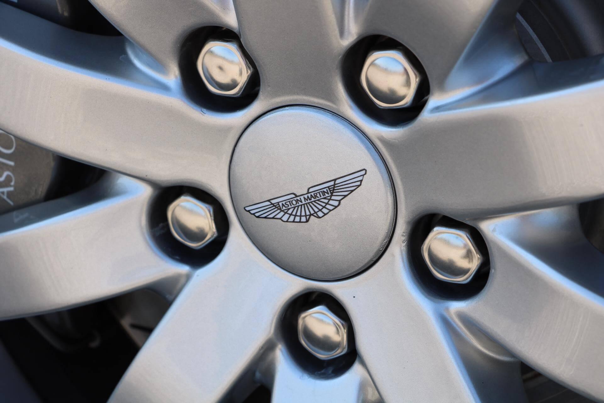 Real Art on Wheels | 2006 Aston Martin DB 9 Volante