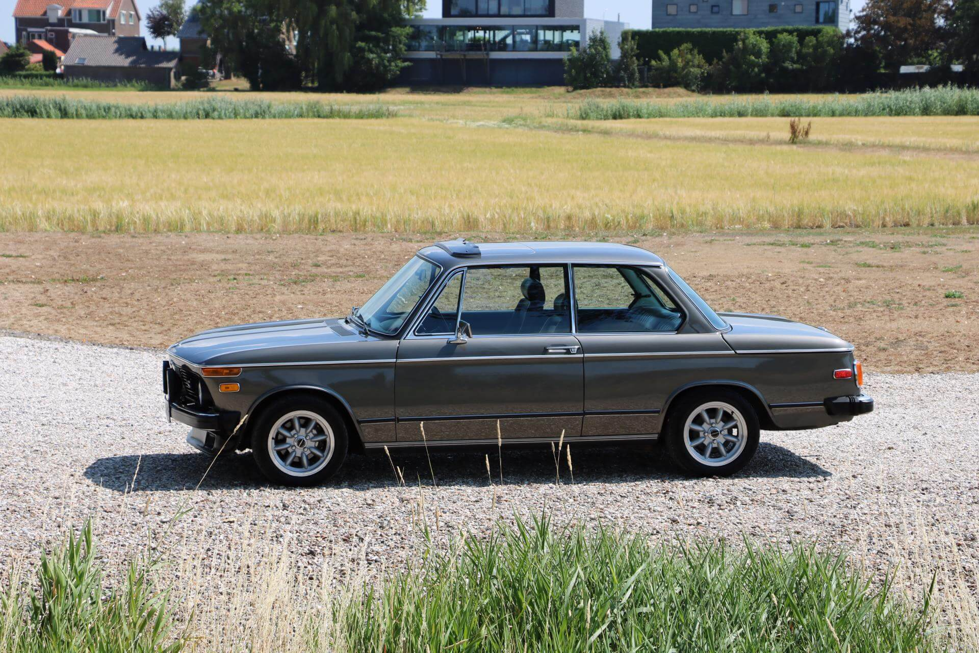 Real Art on Wheels | 1976 BMW 2002 Turbo