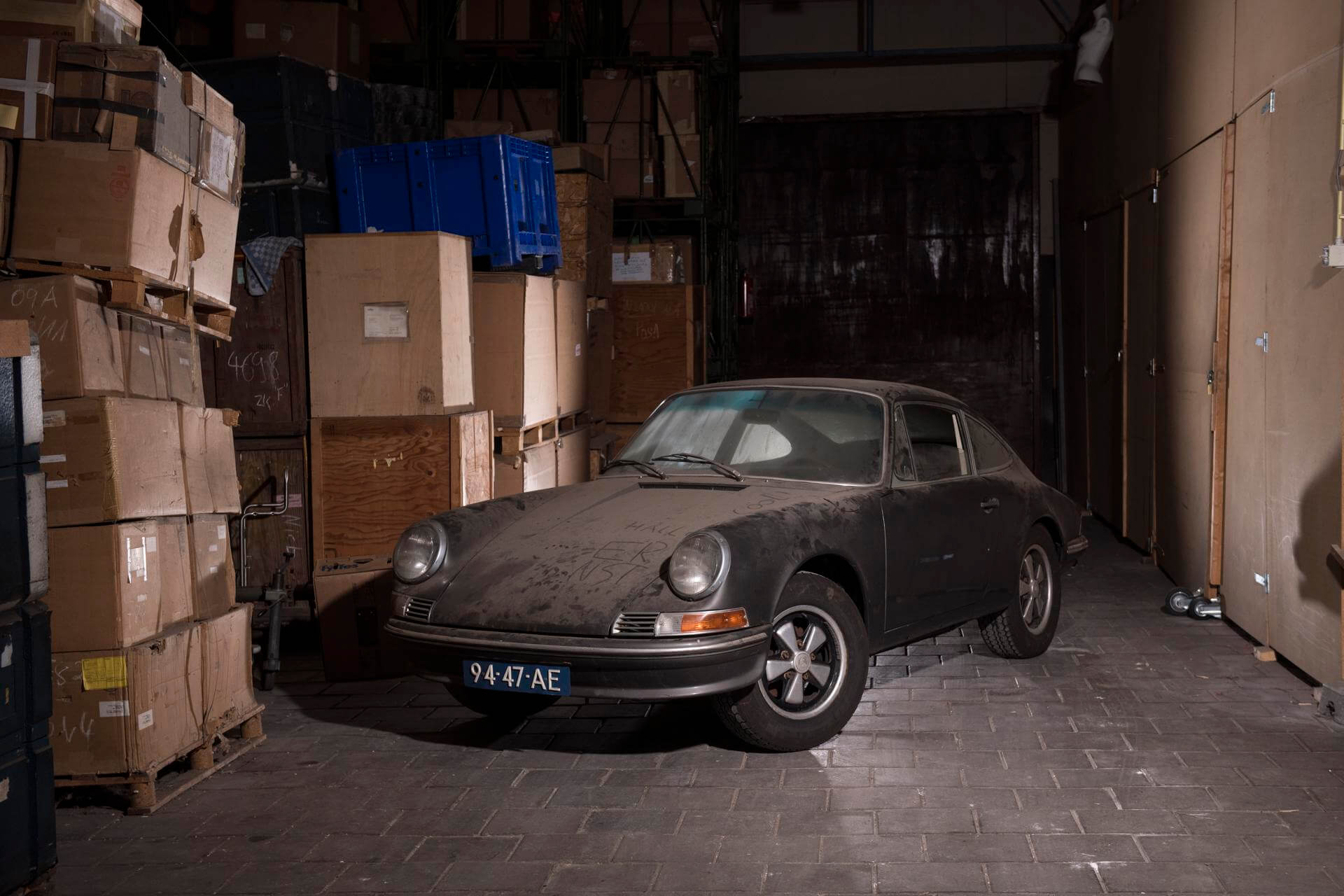 Real Art on Wheels | 1966 Porsche 912