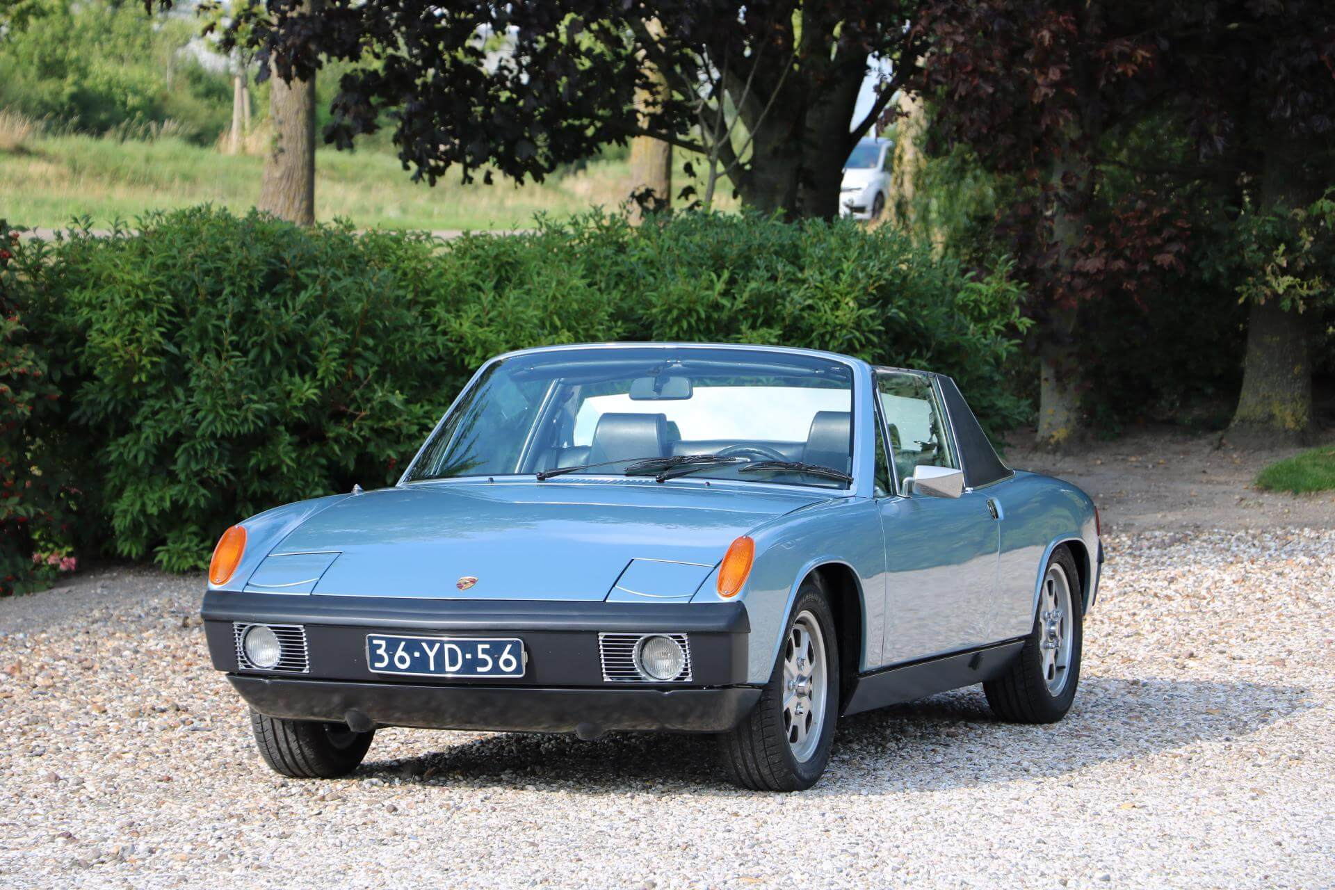 Real Art on Wheels | 1974 Porsche 914