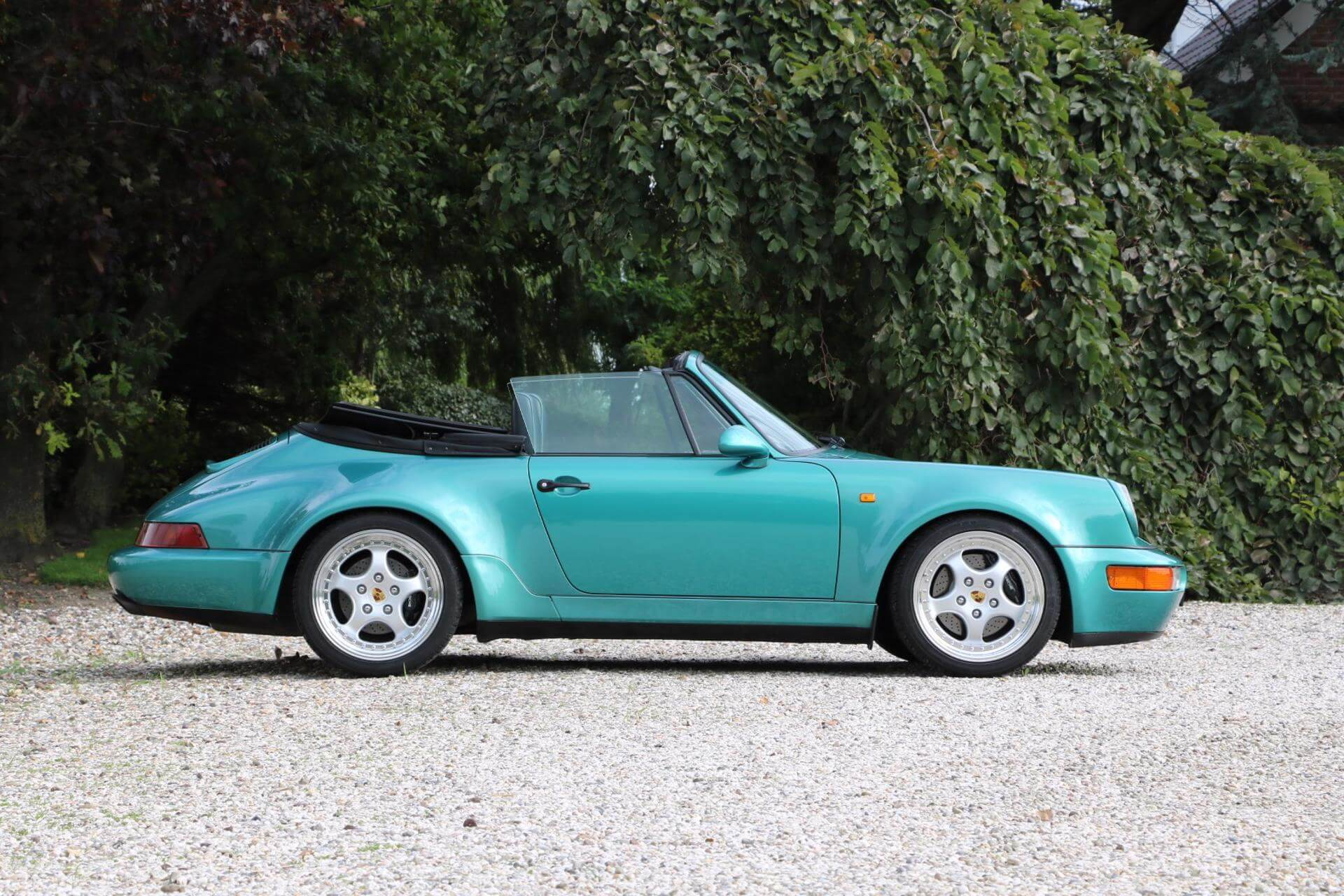 Real Art on Wheels | 1993 Porsche 964 WTL