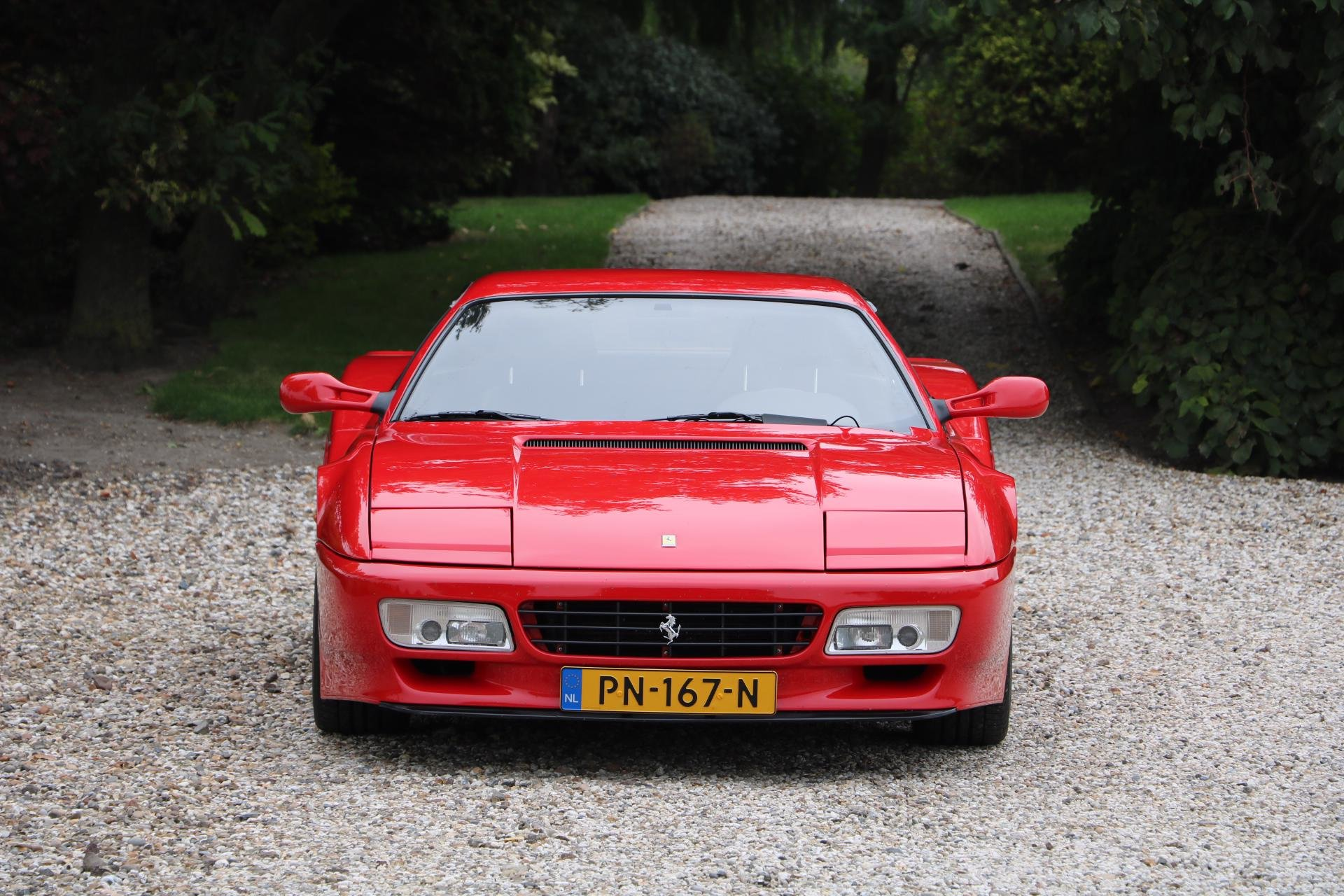 Real Art on Wheels | 1994 Ferrari 512 TR