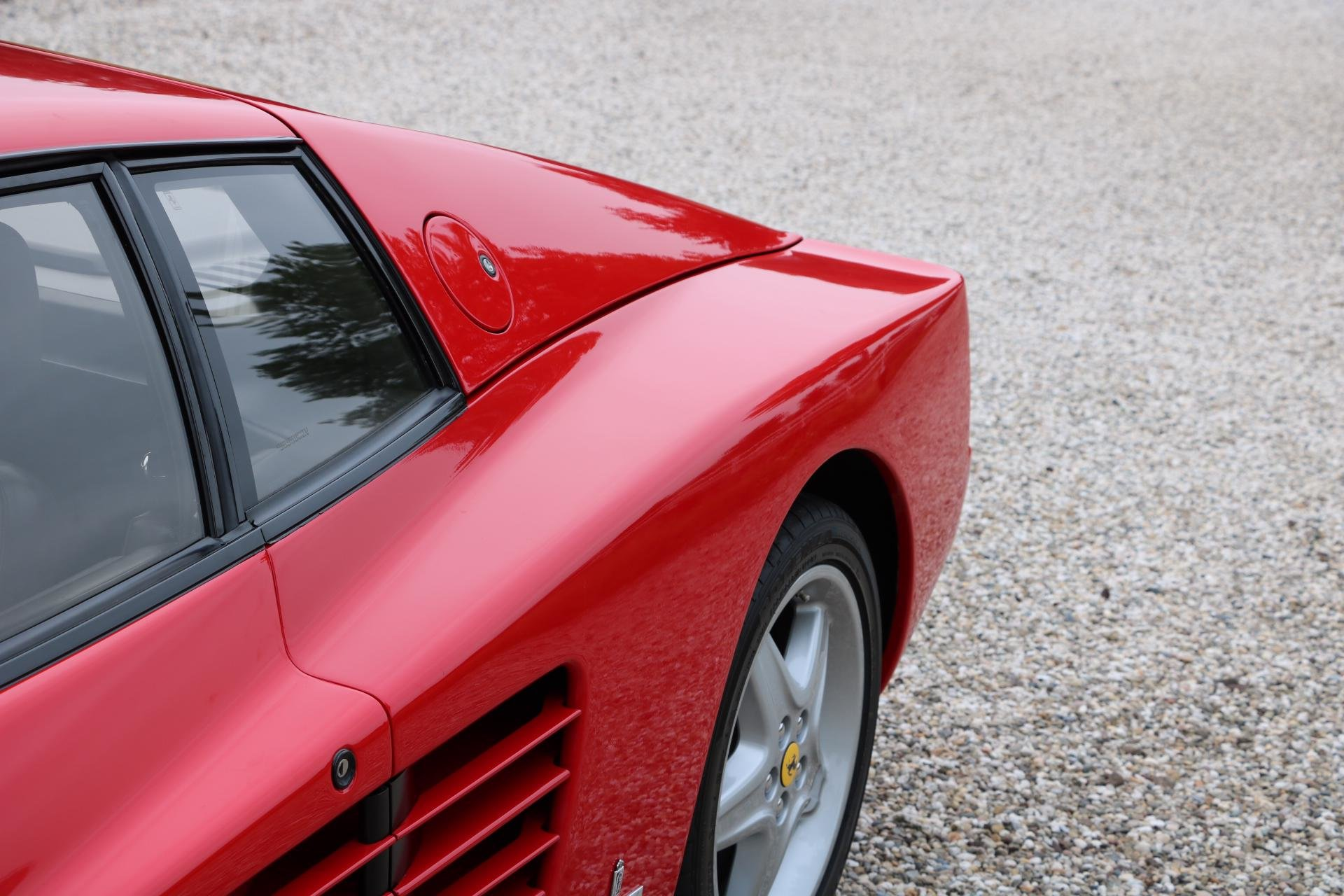 Real Art on Wheels | Ferrari 512 TR
