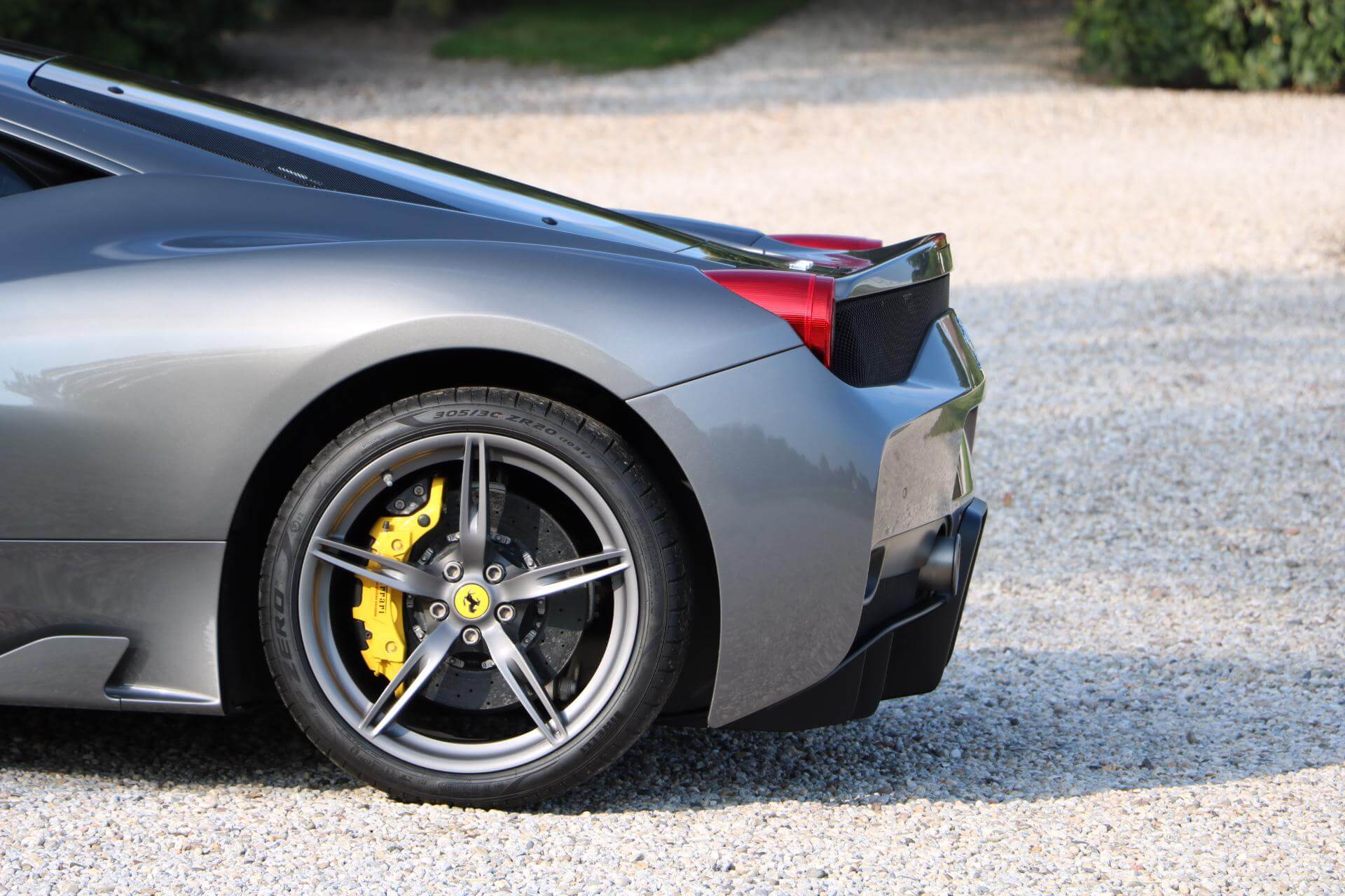 Real Art on Wheels | 2014 Ferrari 458 Speciale