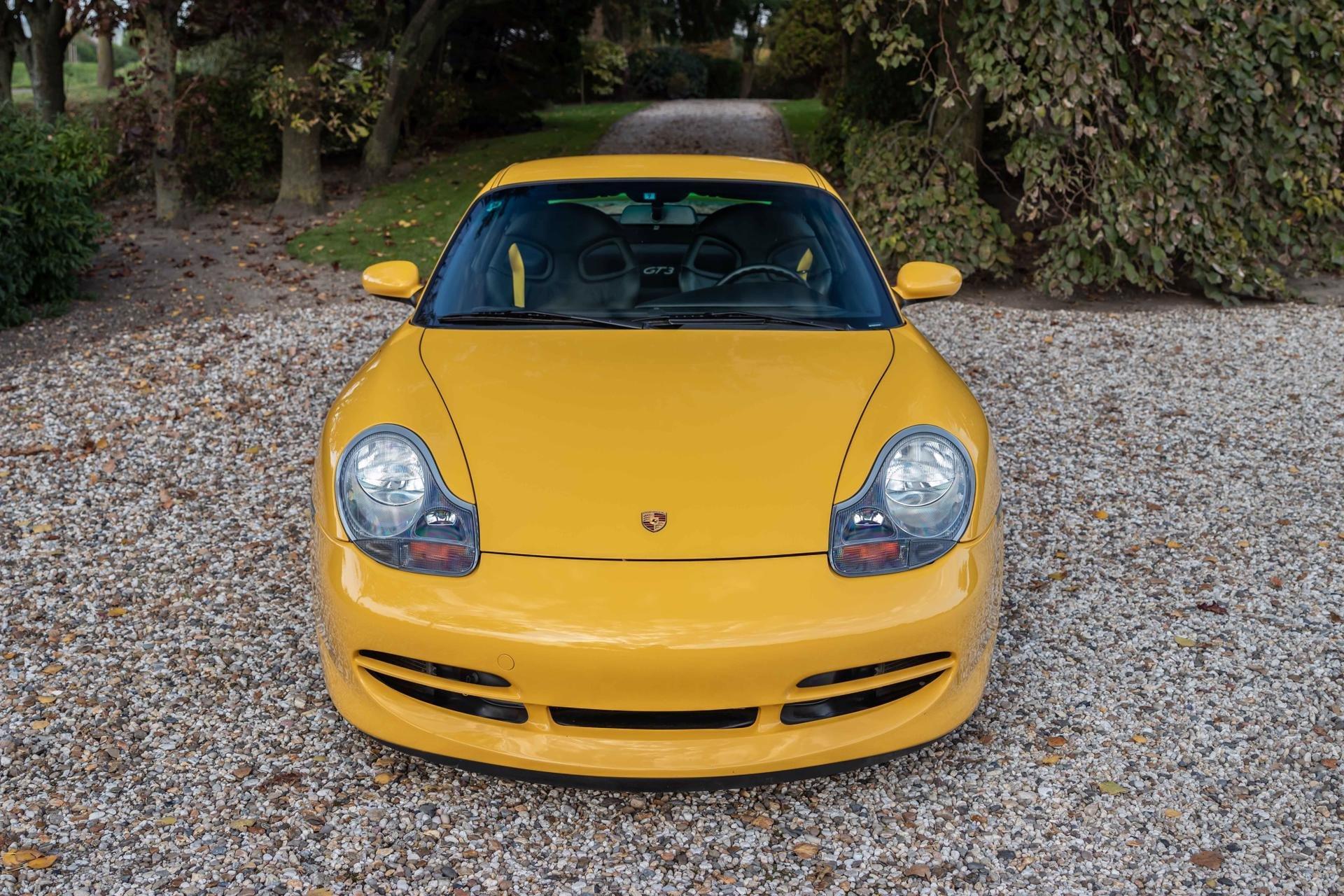 Real Art on Wheels | 2001 Porsche 996 GT3 Mark I
