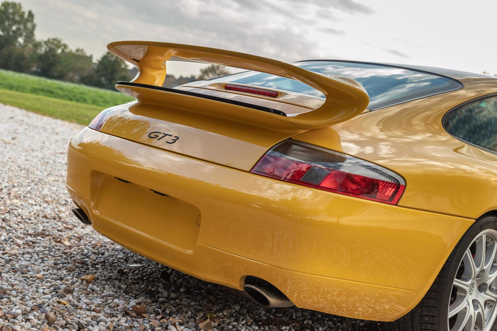 Real Art on Wheels | 2001 Porsche 996 GT3 Mark I