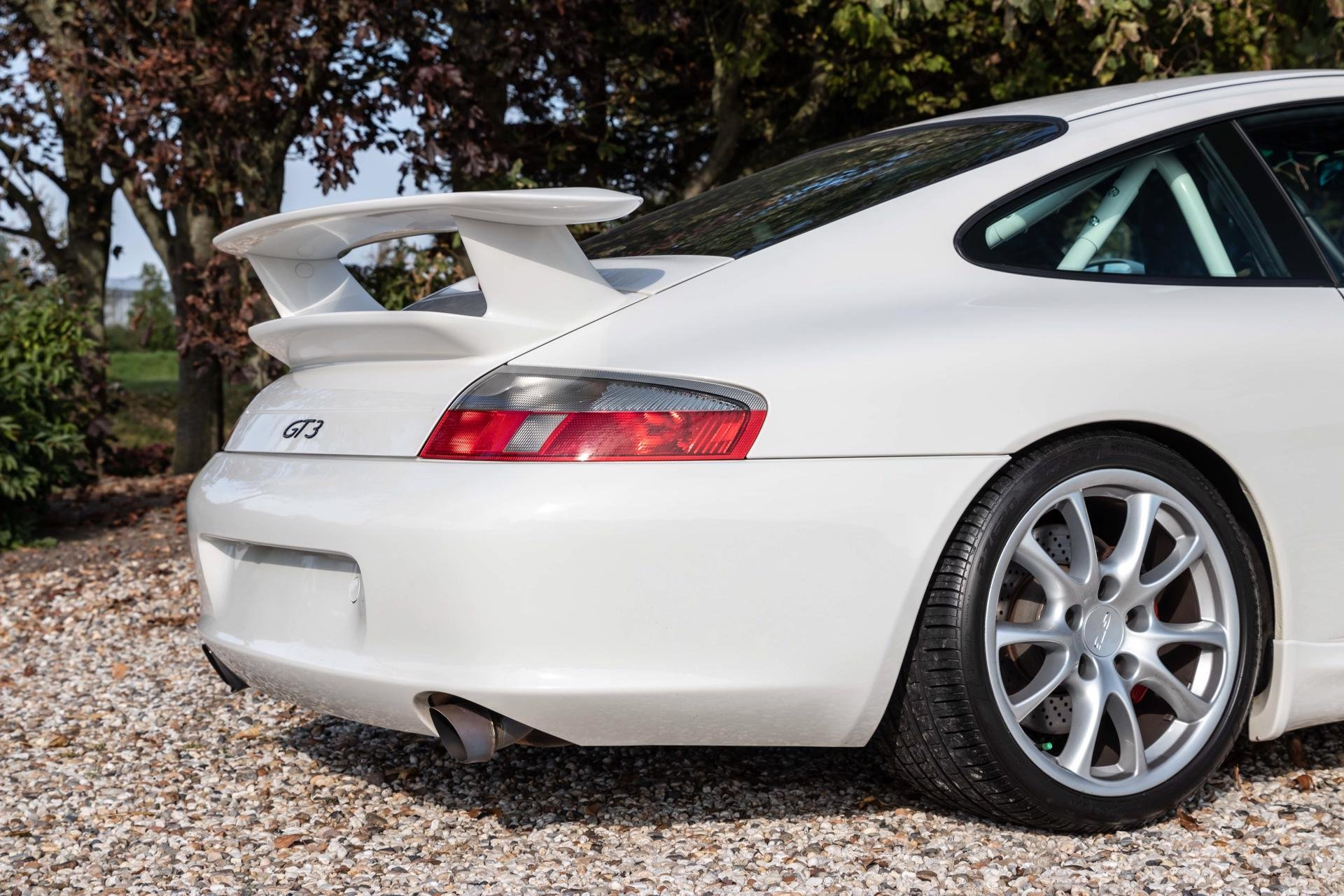 Real Art on Wheels | Porsche 996 GT3 Mark II