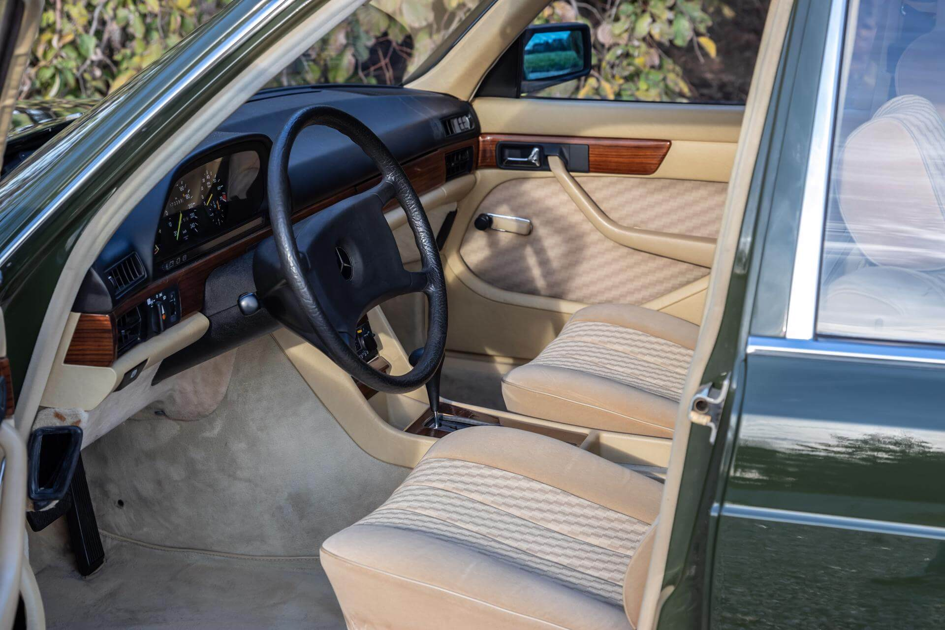 Real Art on Wheels | 1981 Mercedes-Benz 380 SE
