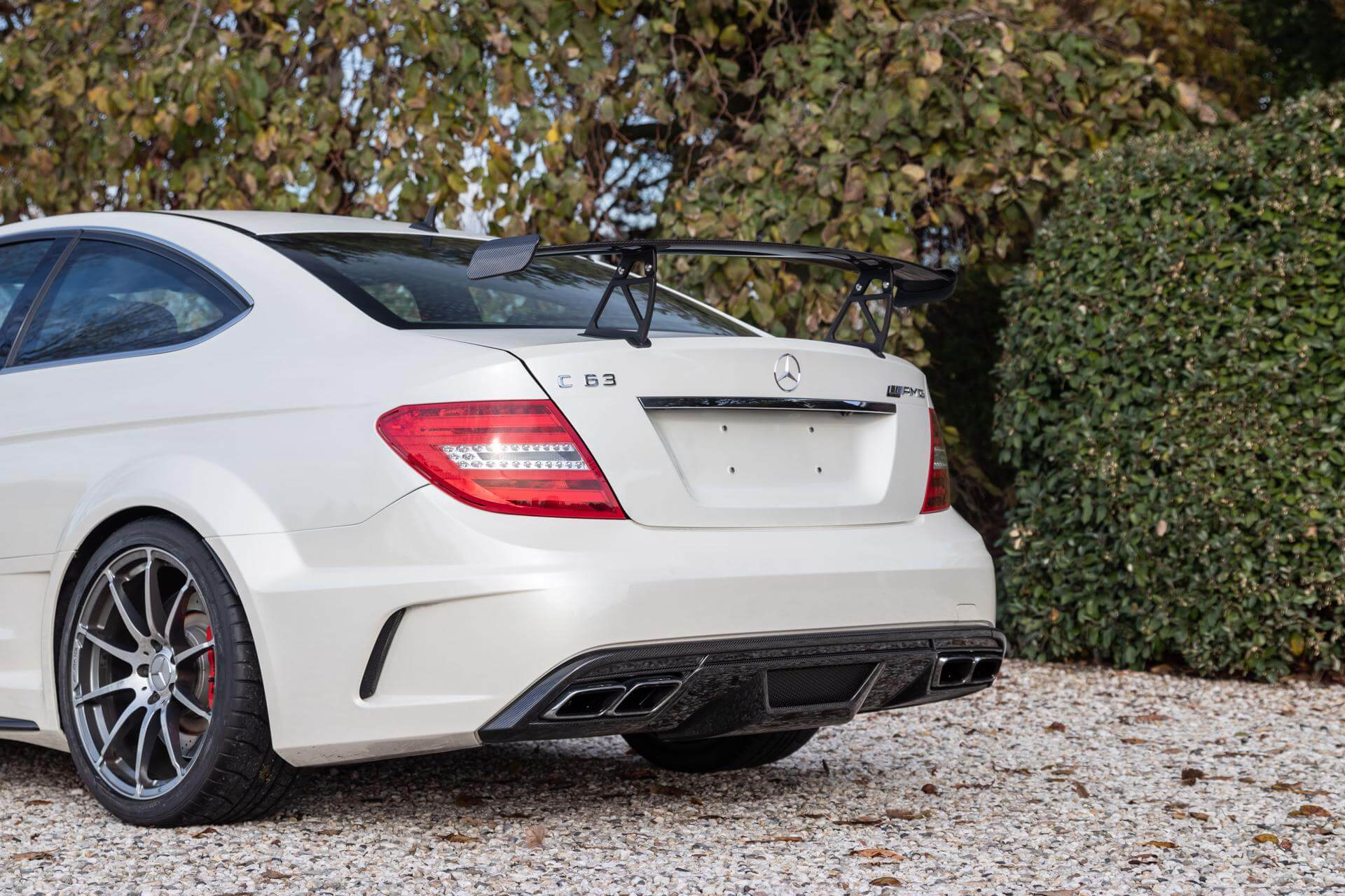 Real Art on Wheels | 2013 Mercedes-Benz C 63 AMG BLack Series