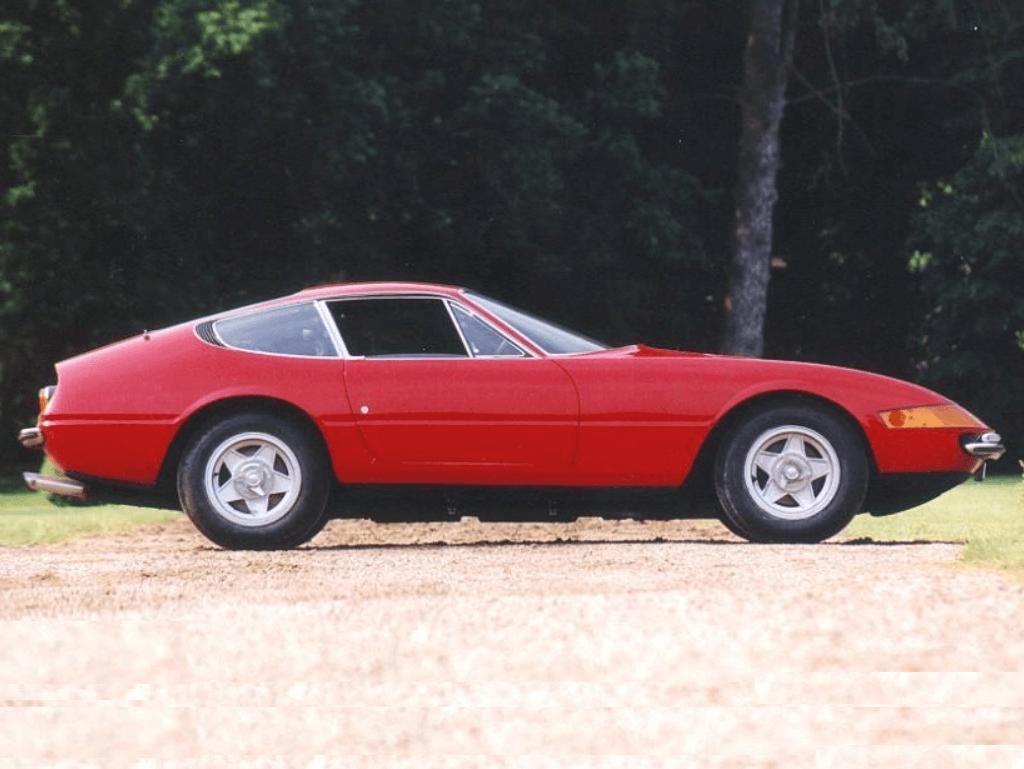 Real Art on Wheels | 1971 Ferrari 365 GTB4 Daytona