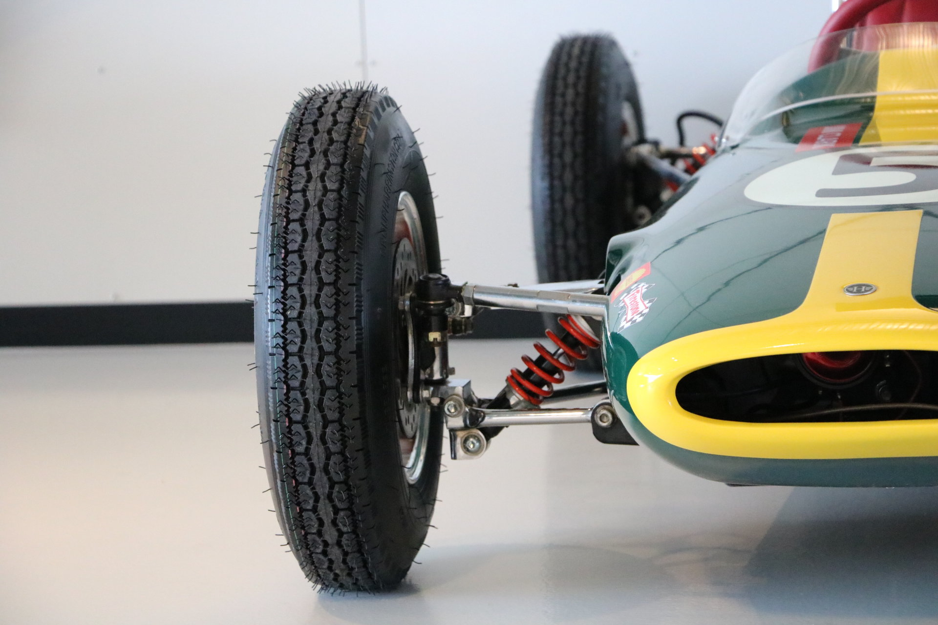 Real Art on Wheels | Jim Clark Lotus Formula 1