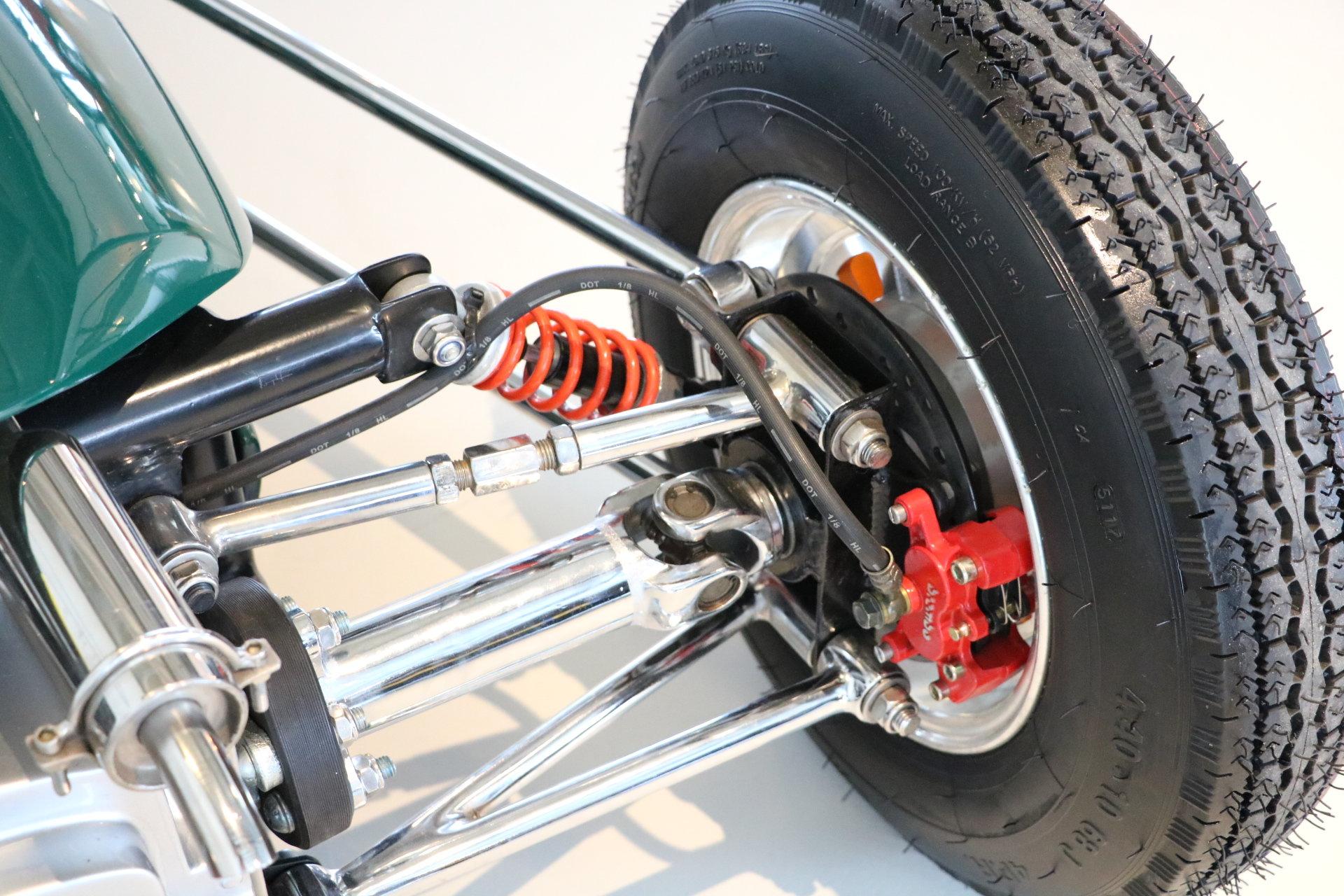 Real Art on Wheels   Jim Clark Lotus Formula 1