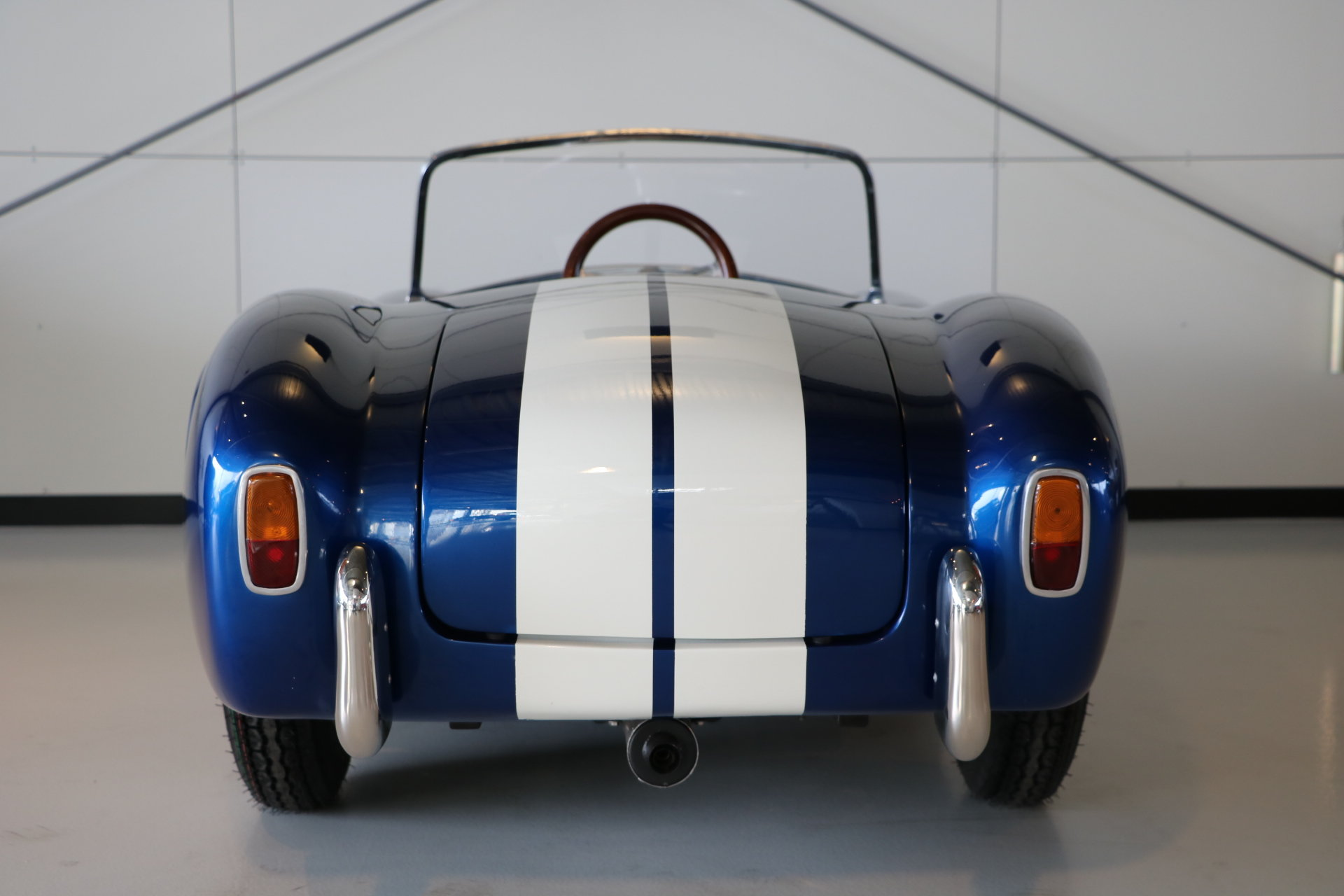 Real Art on Wheels | AC Cobra Junior Car