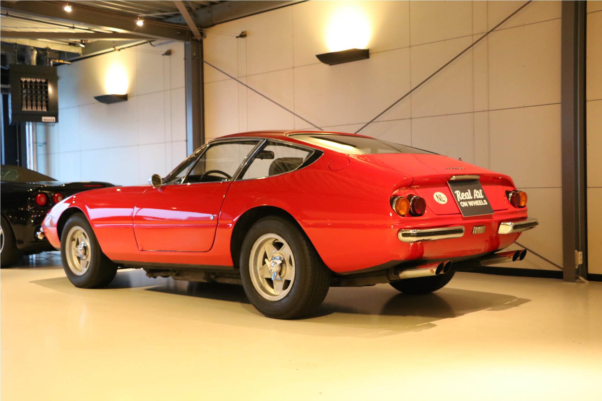 1971 Ferrari GTB4