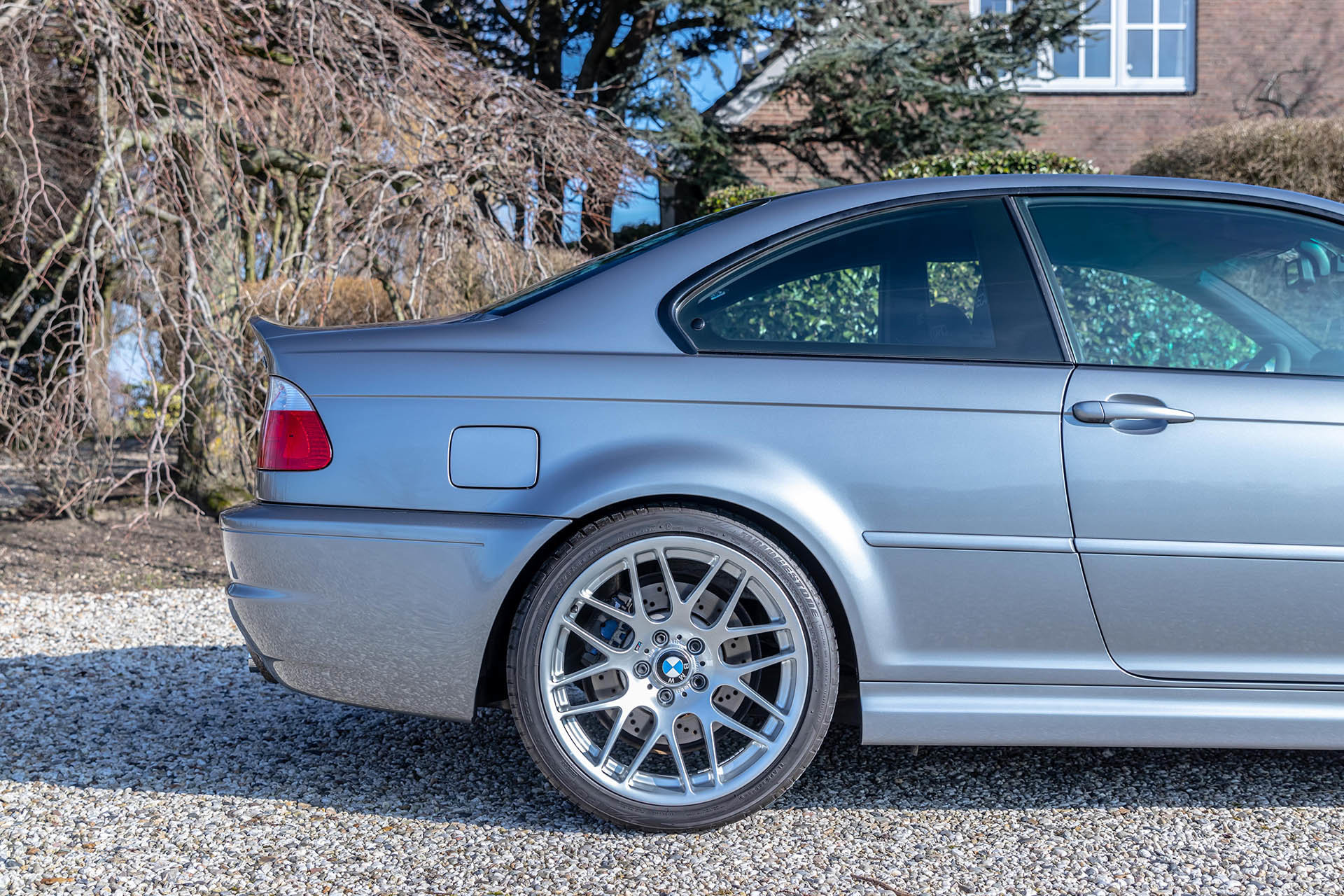 Real Art on Wheels | BMW M3 CSL