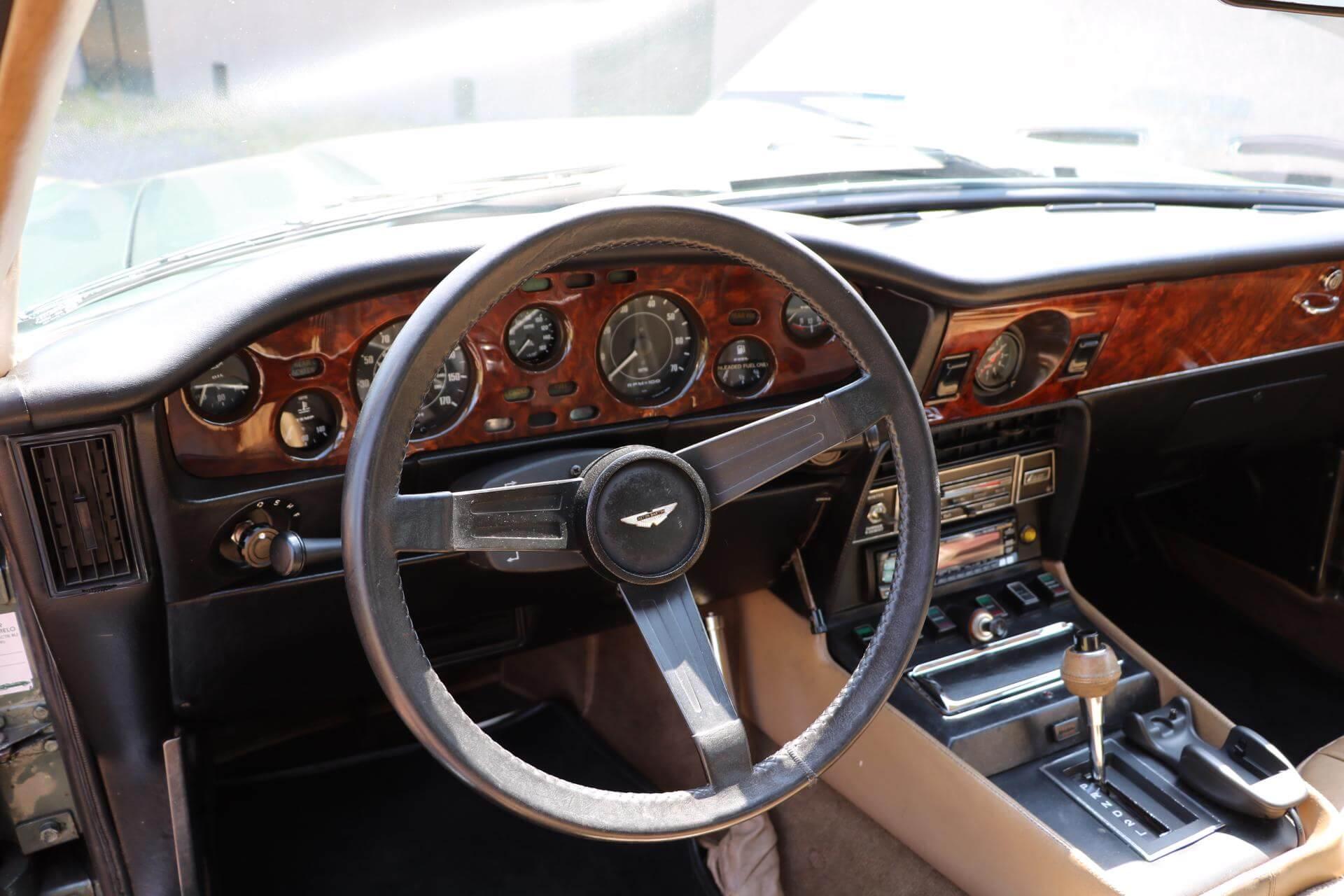 Real Art on Wheels | Aston Martin V8