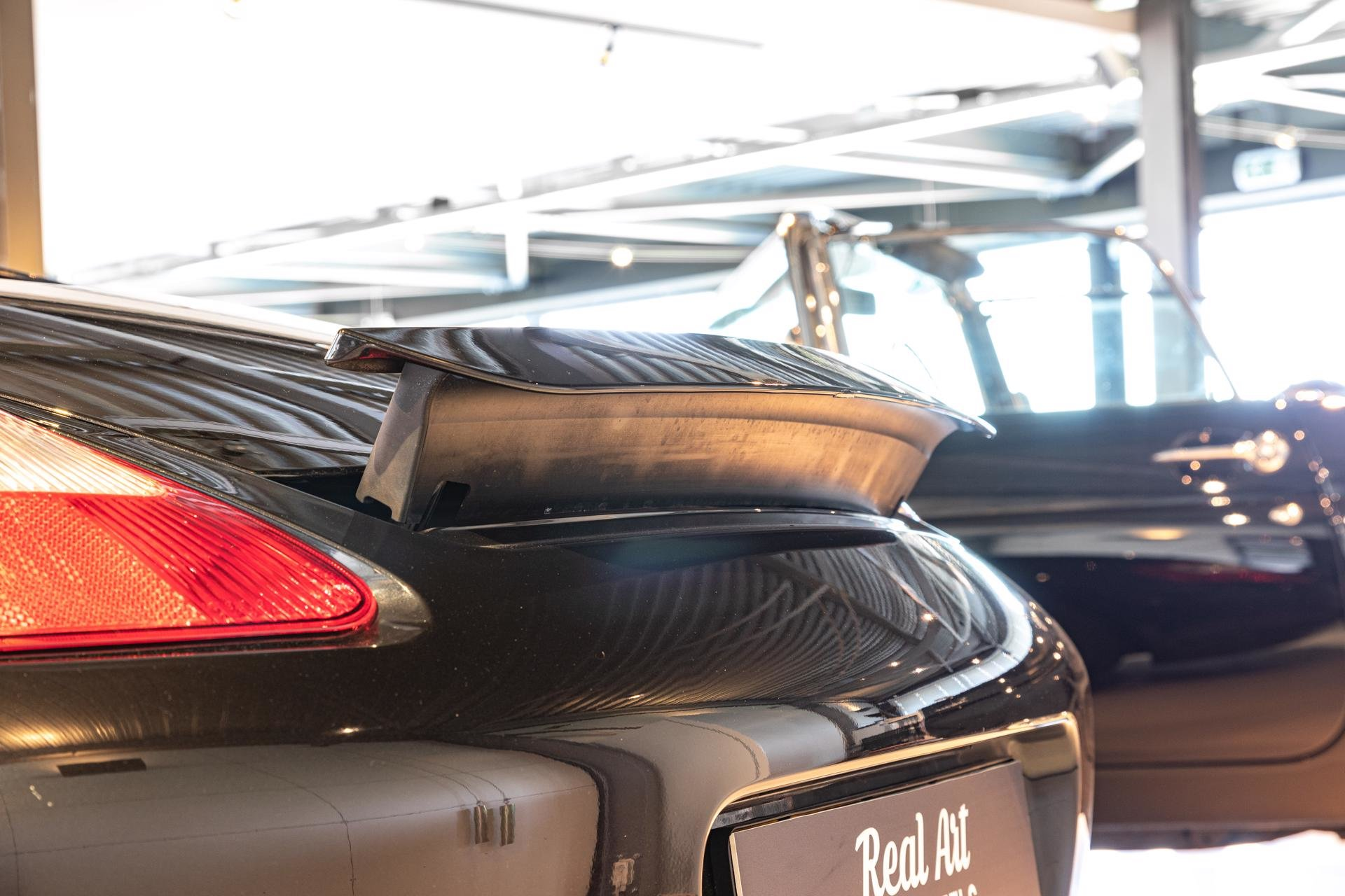 Real Art on Wheels | Porsche Boxster