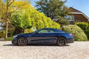 Real Art on Wheels | Mercedes-Benz S 63 AMG