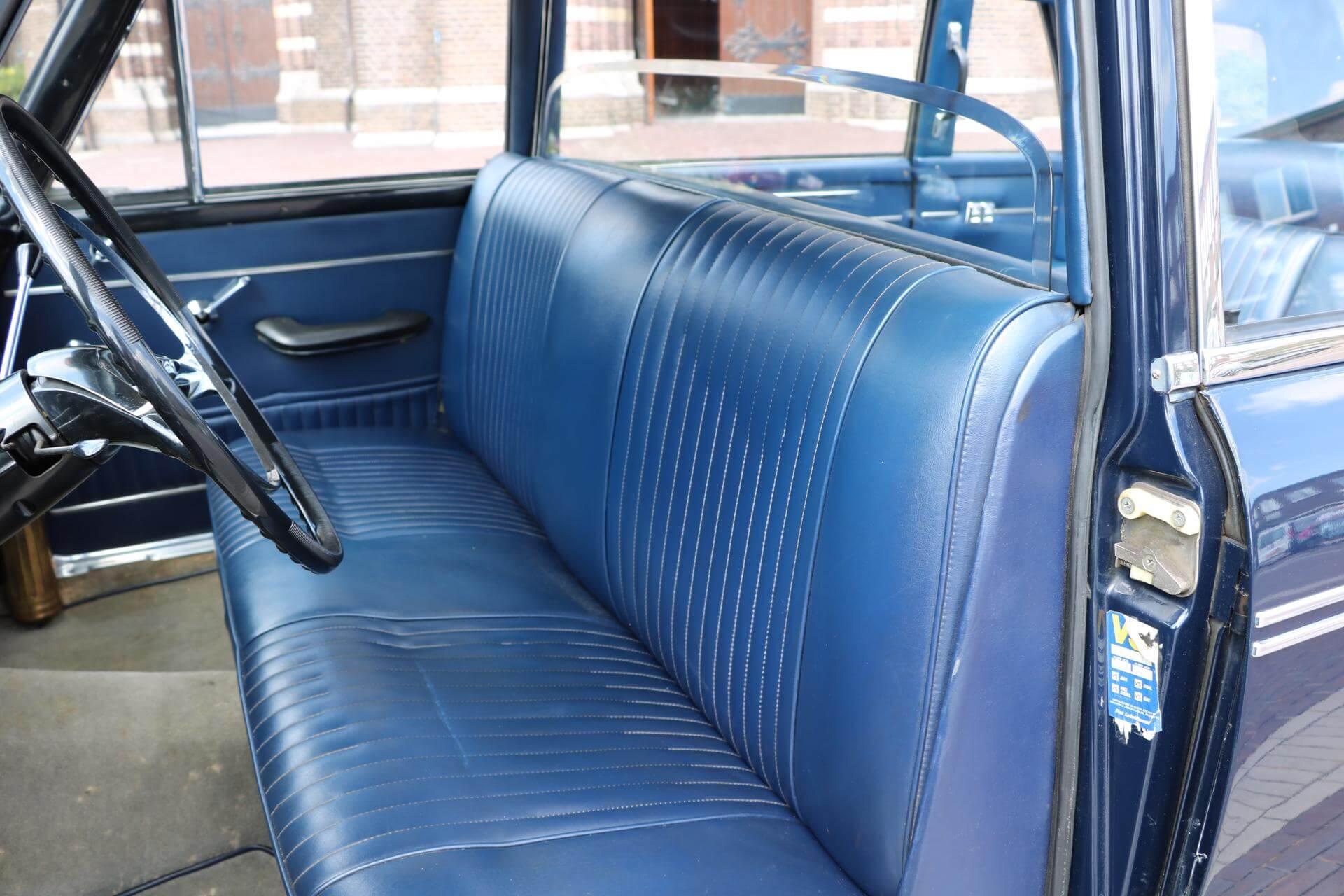 Real Art on Wheels   Fiat 2300 Presidenziale Landaulette