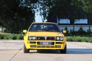 Real Art on Wheels | 1992 Lancia Delta HF Integrale Evoluzione