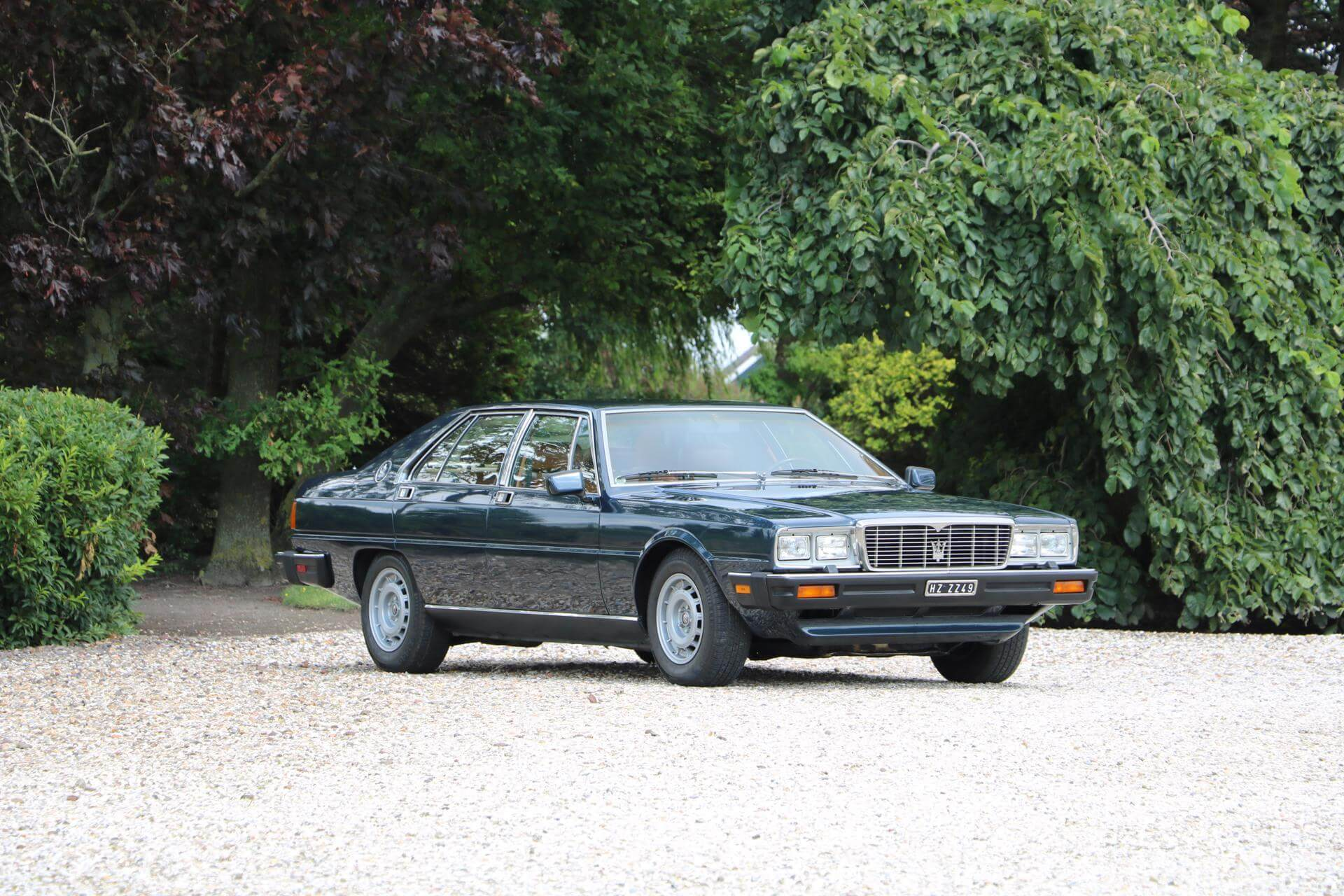 Real Art on Wheels | Maserati Quattroporte III 4900