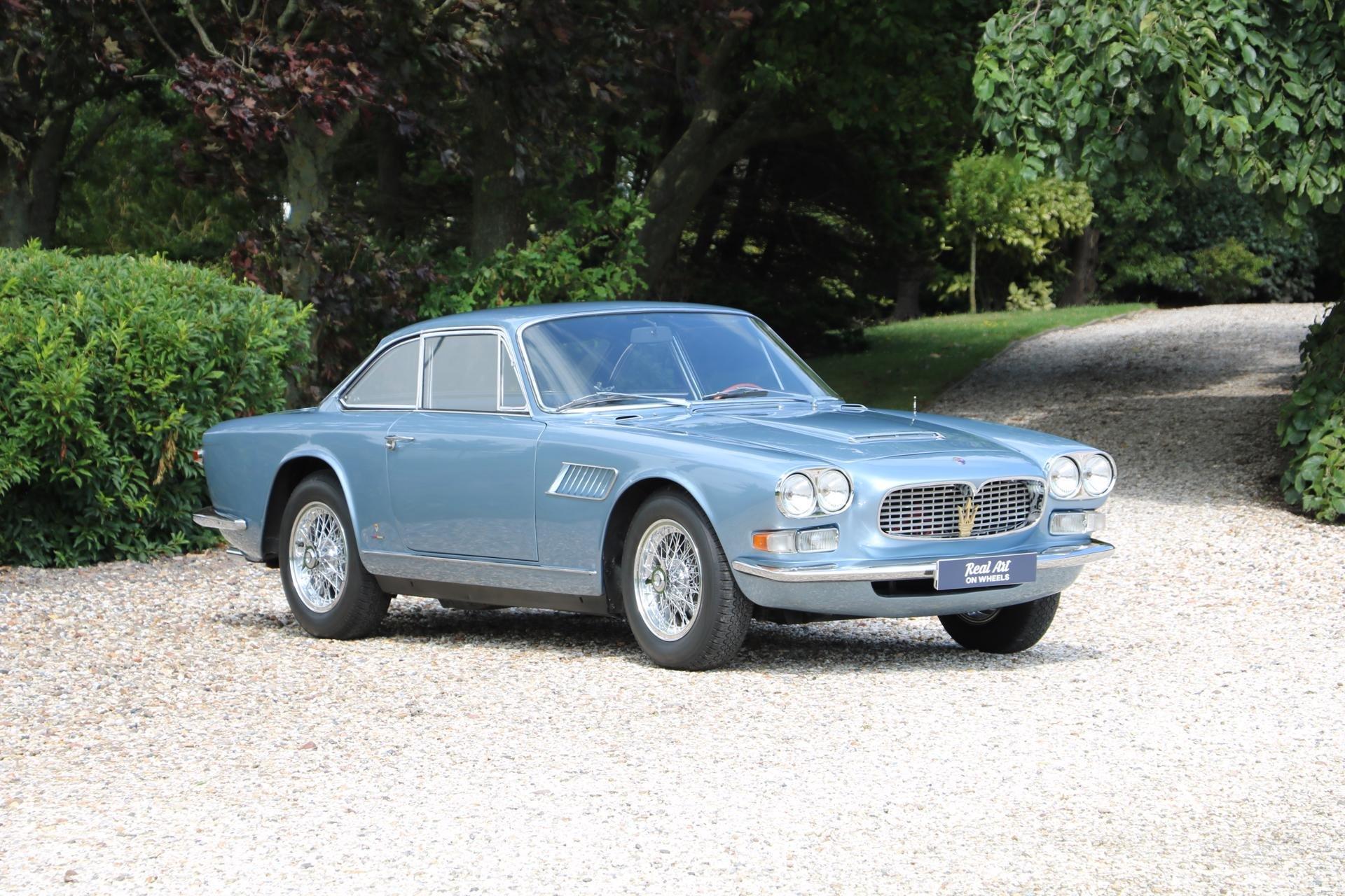 Real Art on Wheels | Maserati Sebring
