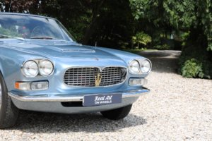 Real Art on Wheels | Maserati Sebring