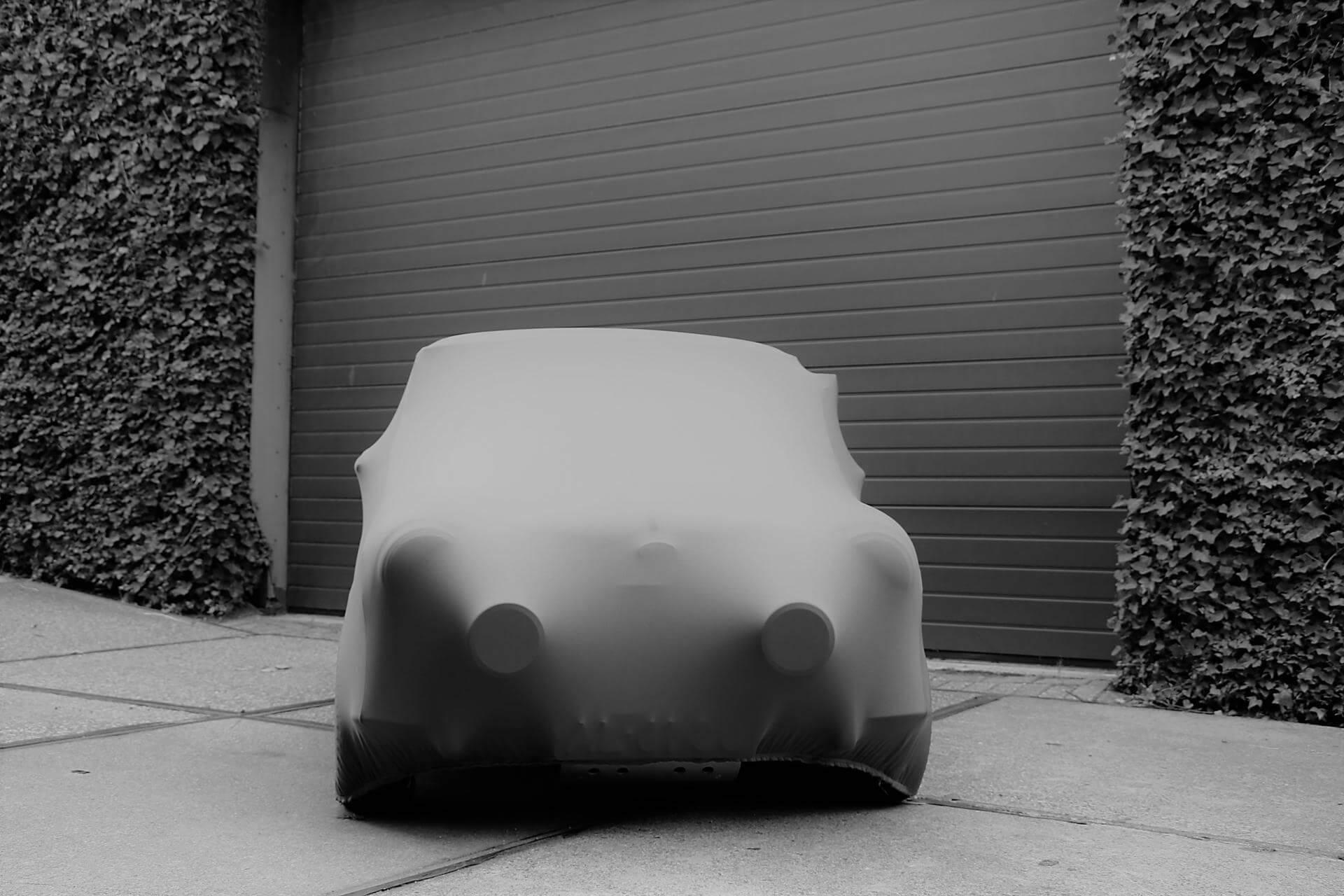 Real Art on Wheels | Morris Mini Cooper S
