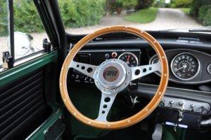 Real Art on Wheels | Mini Cooper Mark II
